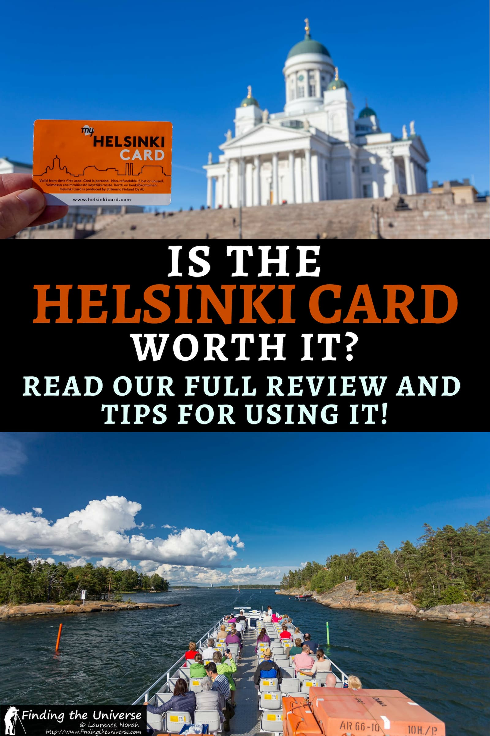 A detailed review of the Helsinki Card to help you decide if the it's right sightseeing pass for your trip to Helsinki