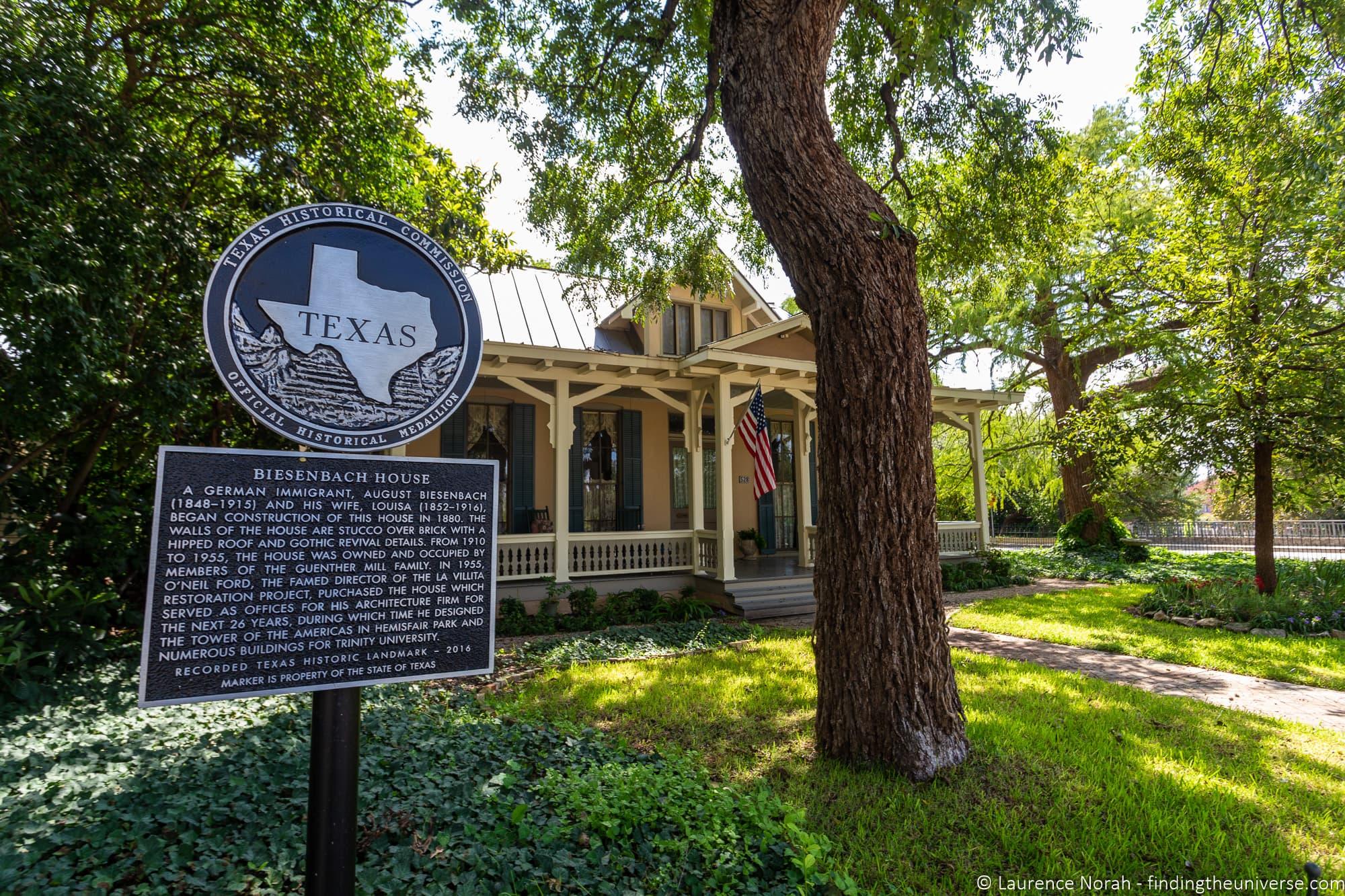 King William historic district home San Antonio Texas