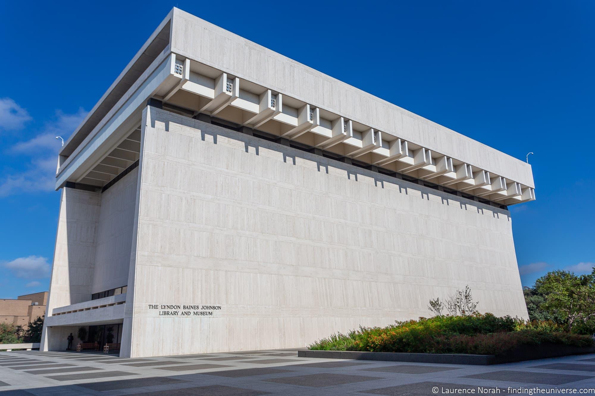 LBJ Library Austin