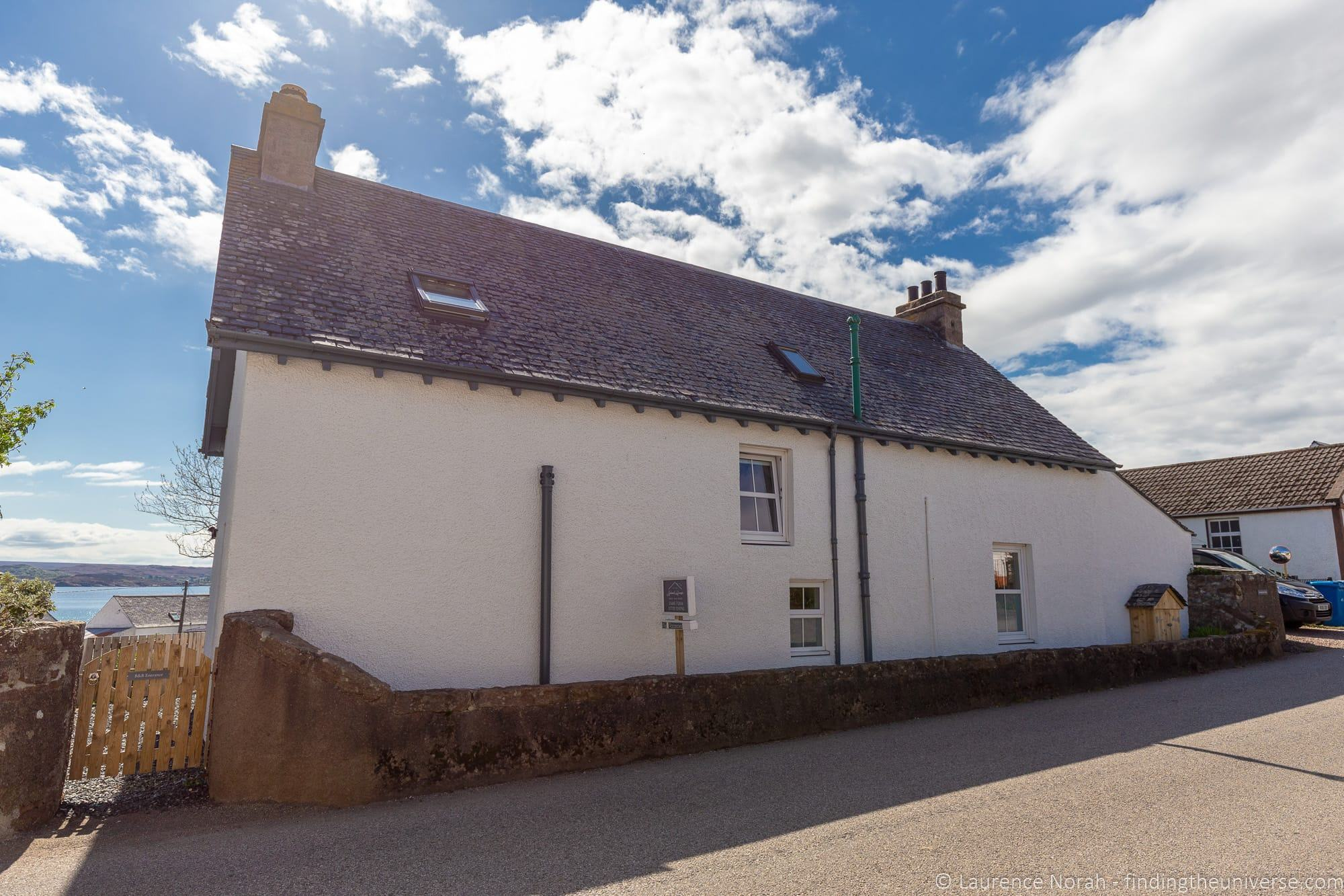 Old School House B and B Gairloch
