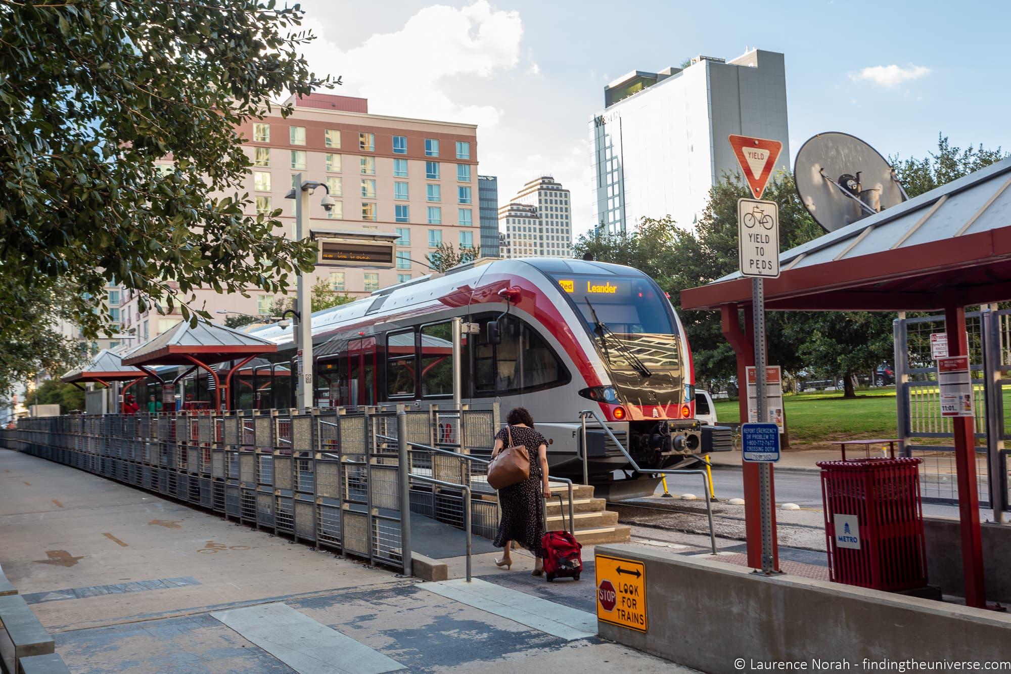 Public transport in Austin