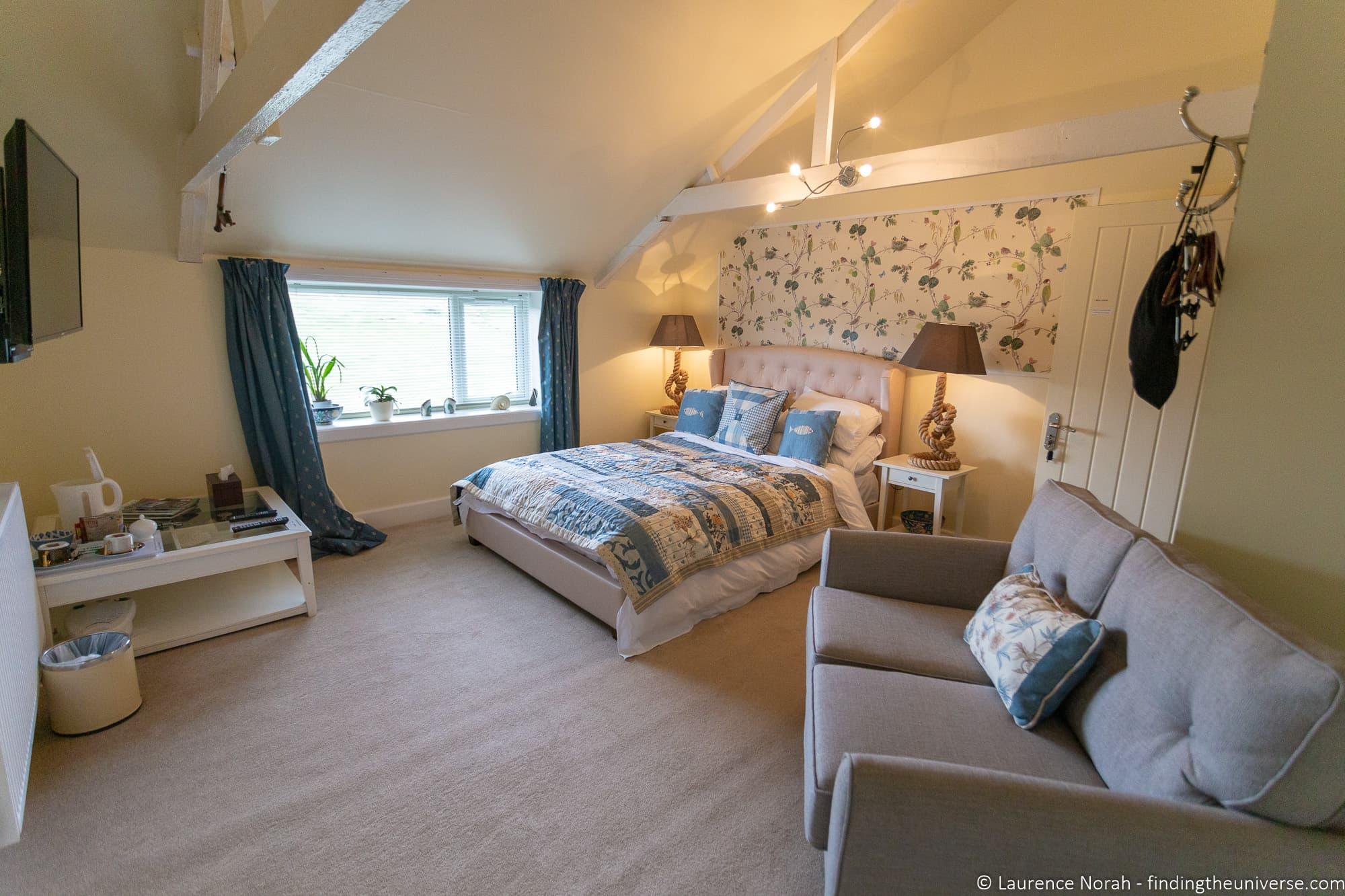 Salmon Landings Bed and Breakfast NC500