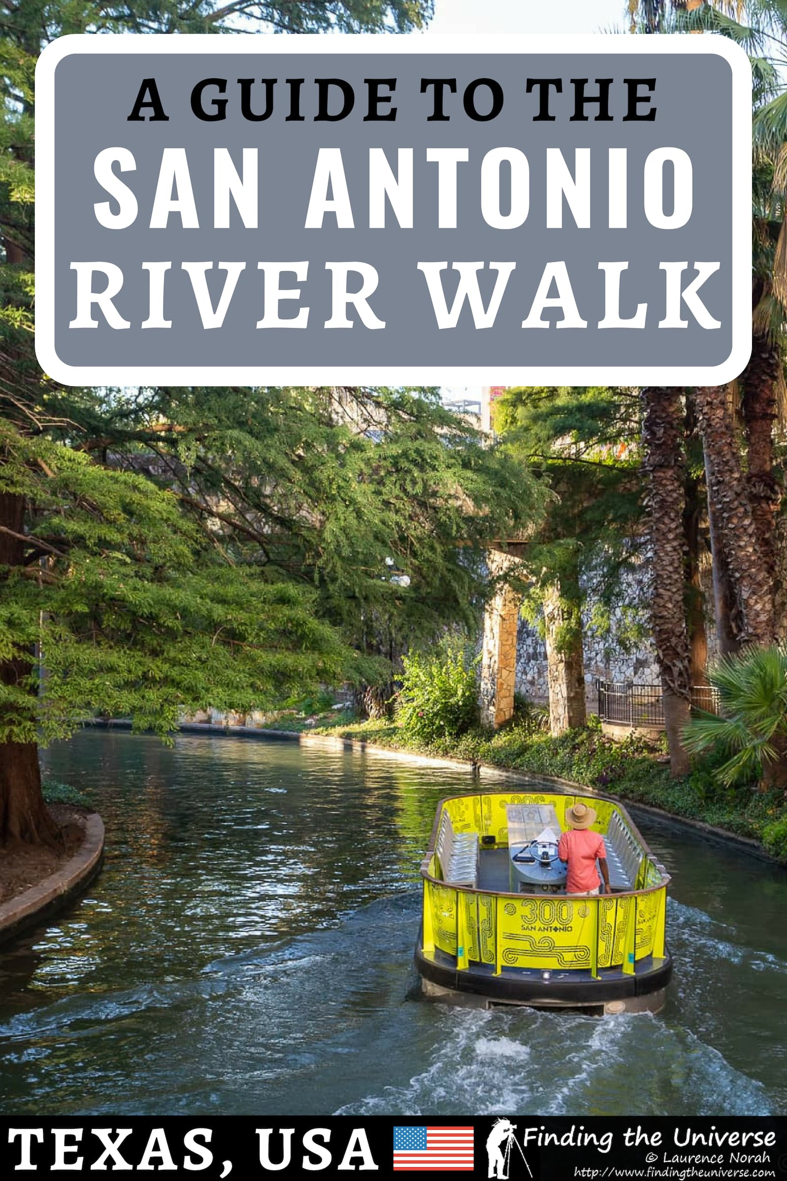A detailed guide to visiting the San Antonio River Walk, Texas. Includes what to see and do on the river walk, where to stay and where to eat! #texas #travel