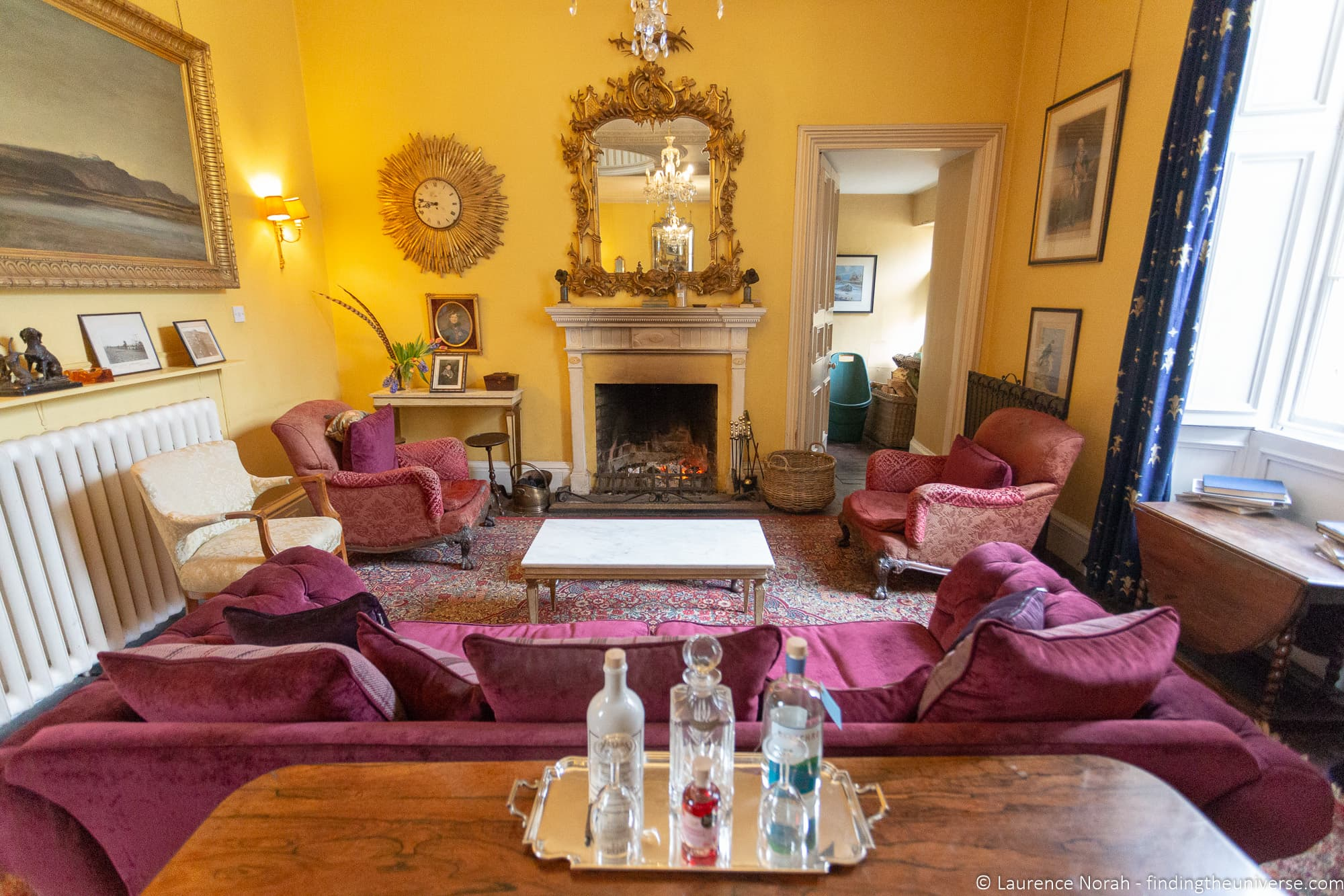 Thrumster House North Coast 500 accommodation Wick