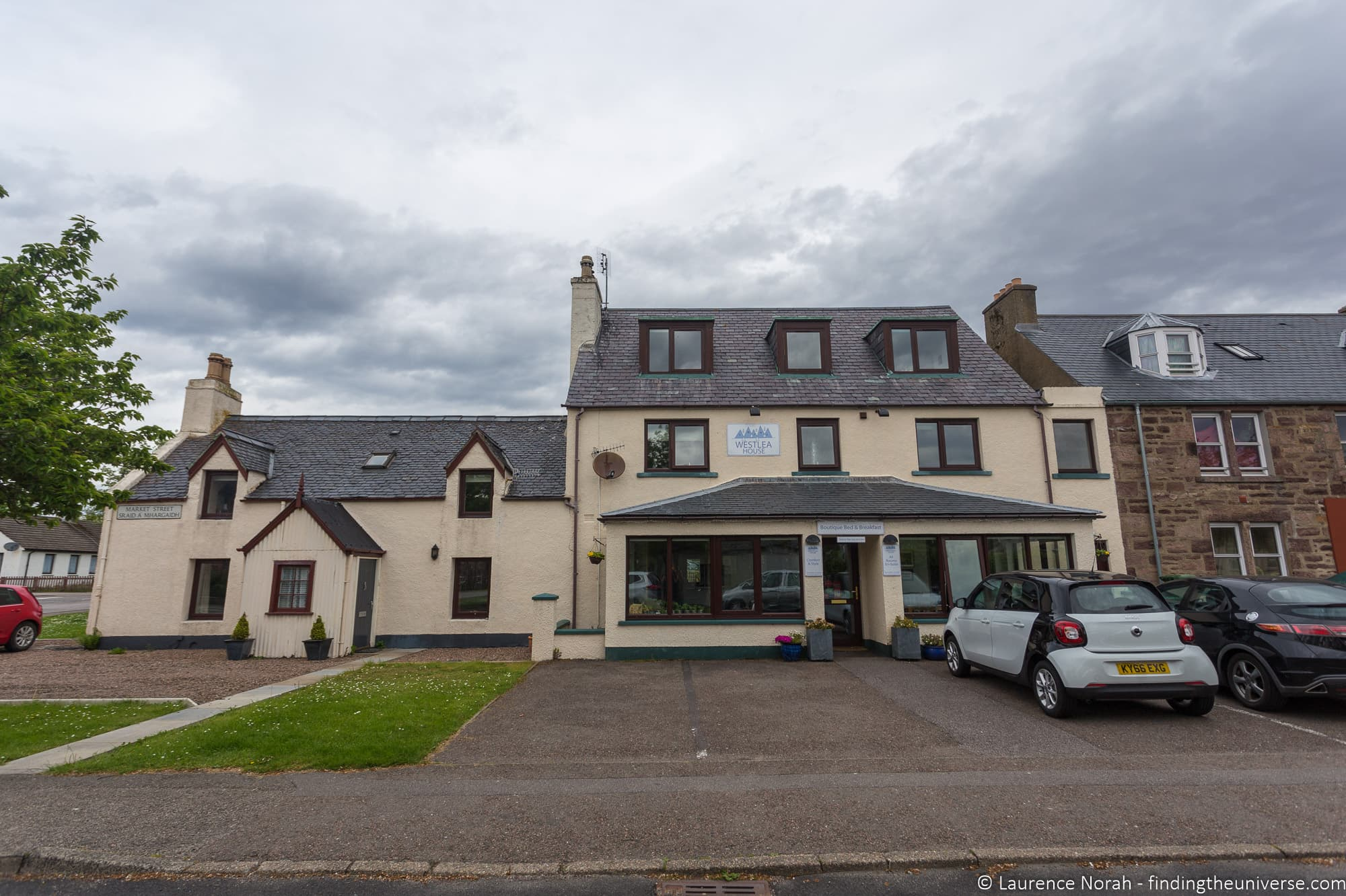 Westlea Guesthouse Ullapool