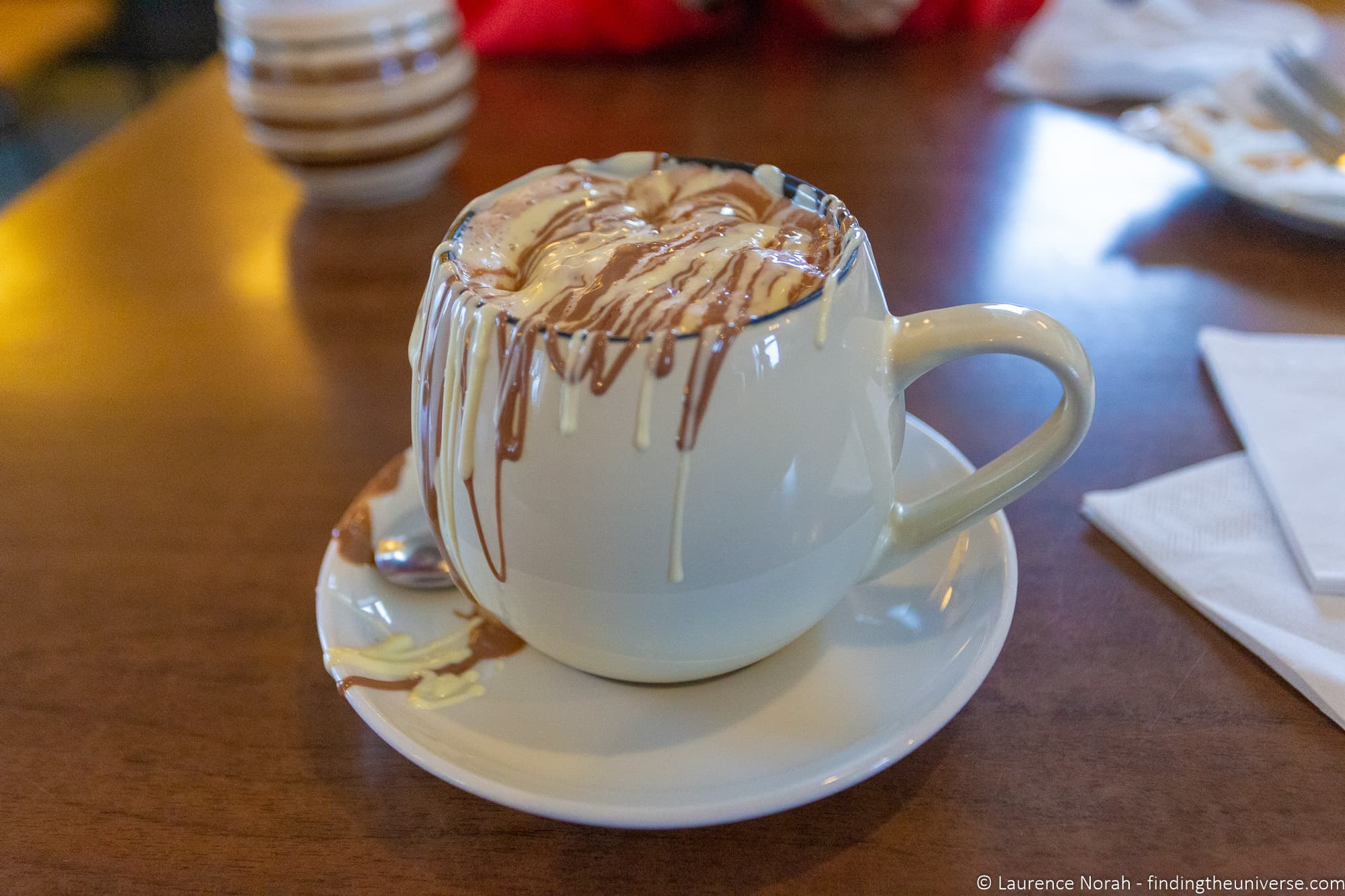 Cocoa Mountain Hot Chocolate