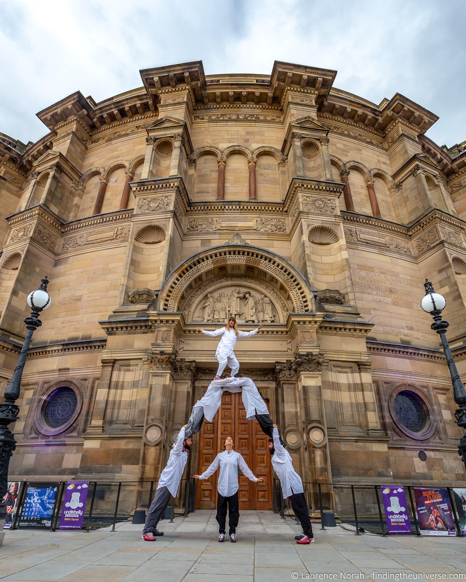 Edinburgh Festival Fringe Guide