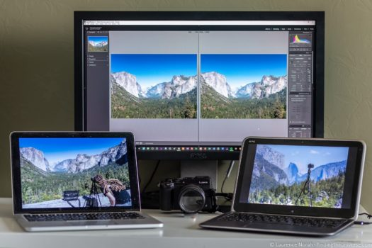 Laptop for photo editing