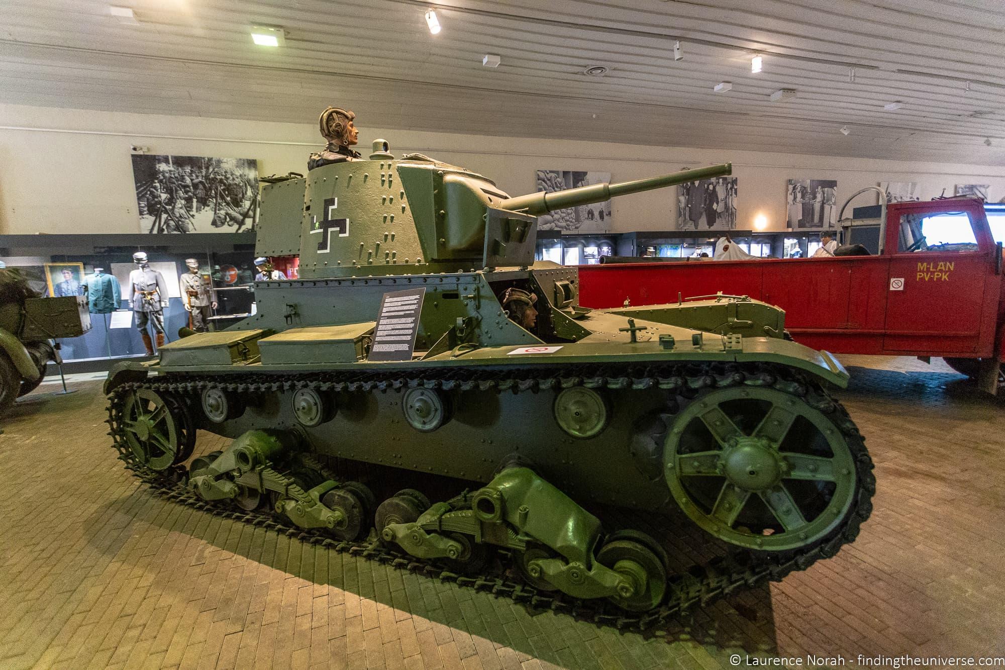 Military Museum Suomenlinna