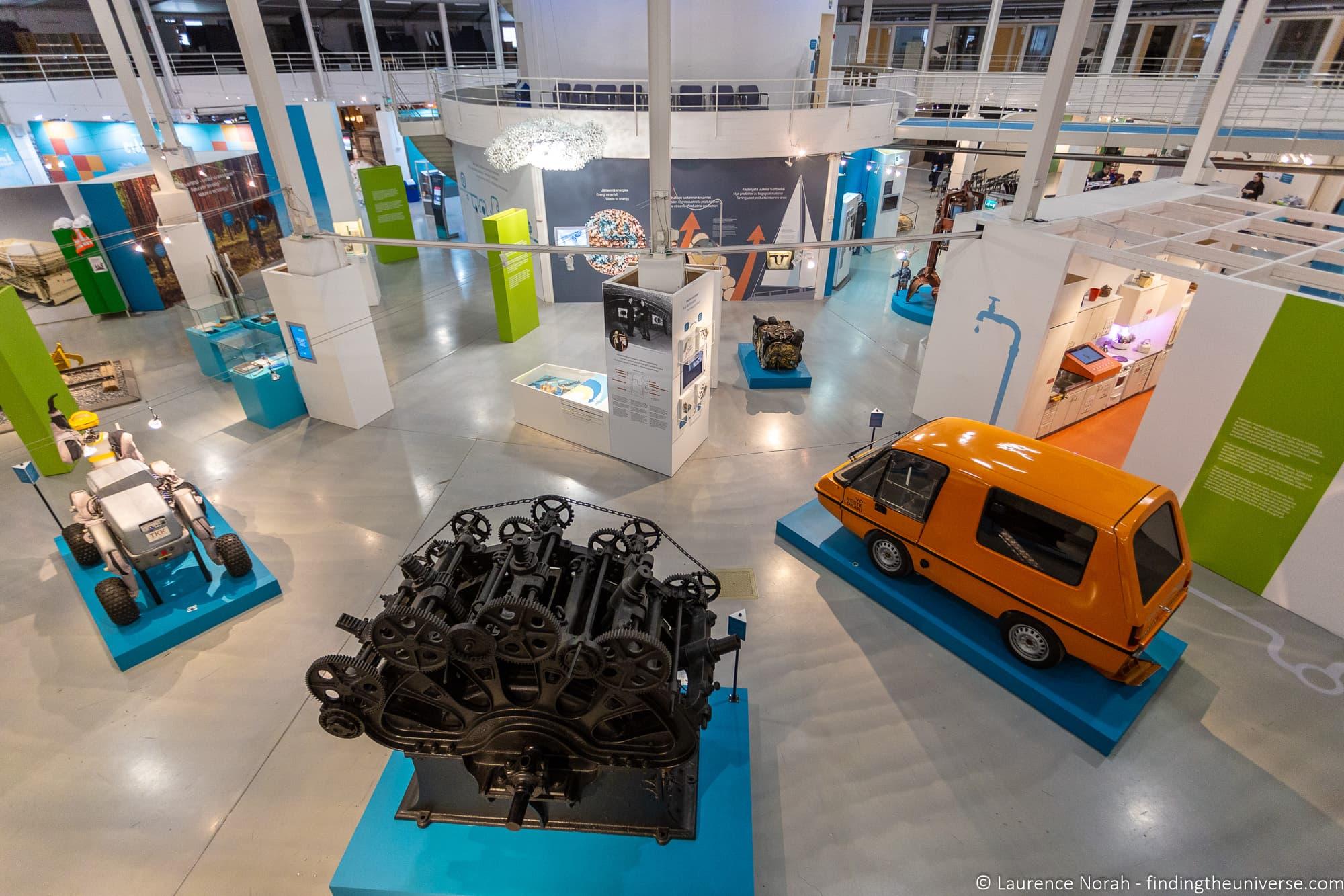 Museum of Technology Helsinki