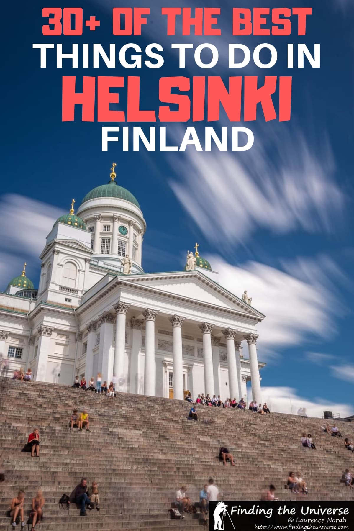 A detailed guide to all the best things to do in Helsinki. Whether you are visiting Helsinki in winter or summer, this guide has everything you need! #finland #helsinki #travel