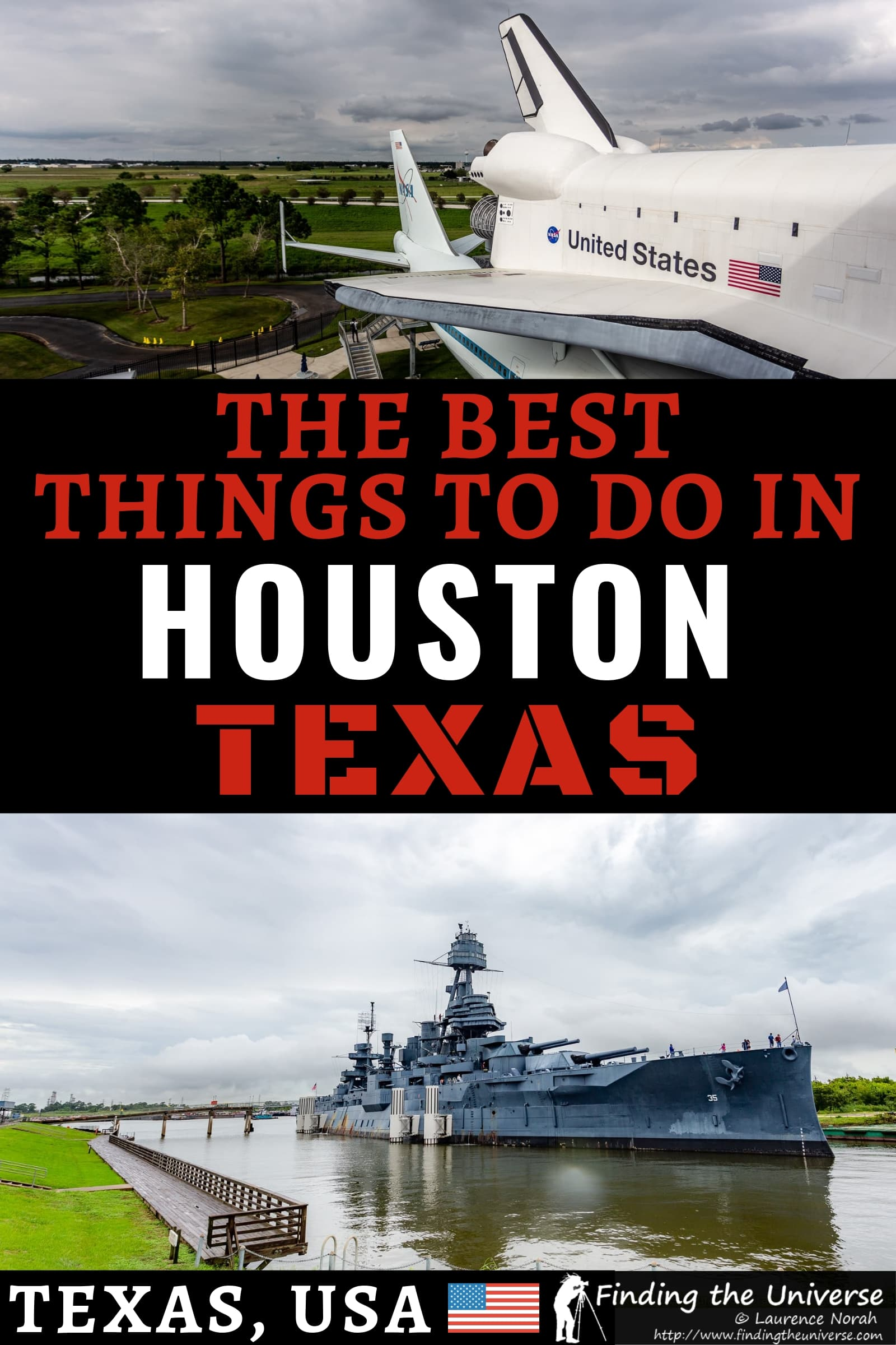 A detailed guide to things to do in Houston Texas. Includes all the major highlights of the city from the Space Centre to Houston Zoo, plus tips for visiting