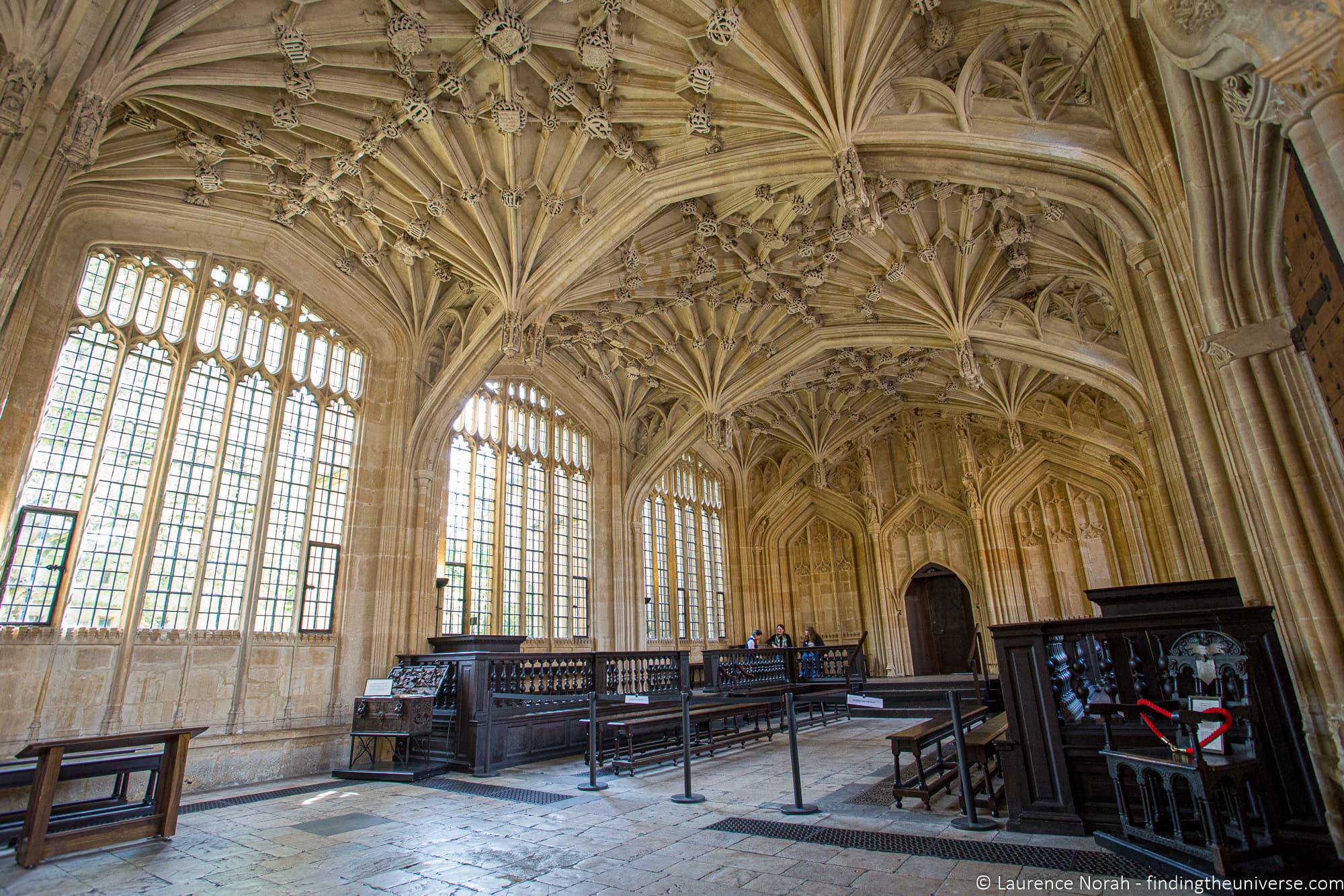 Divinity School Oxford