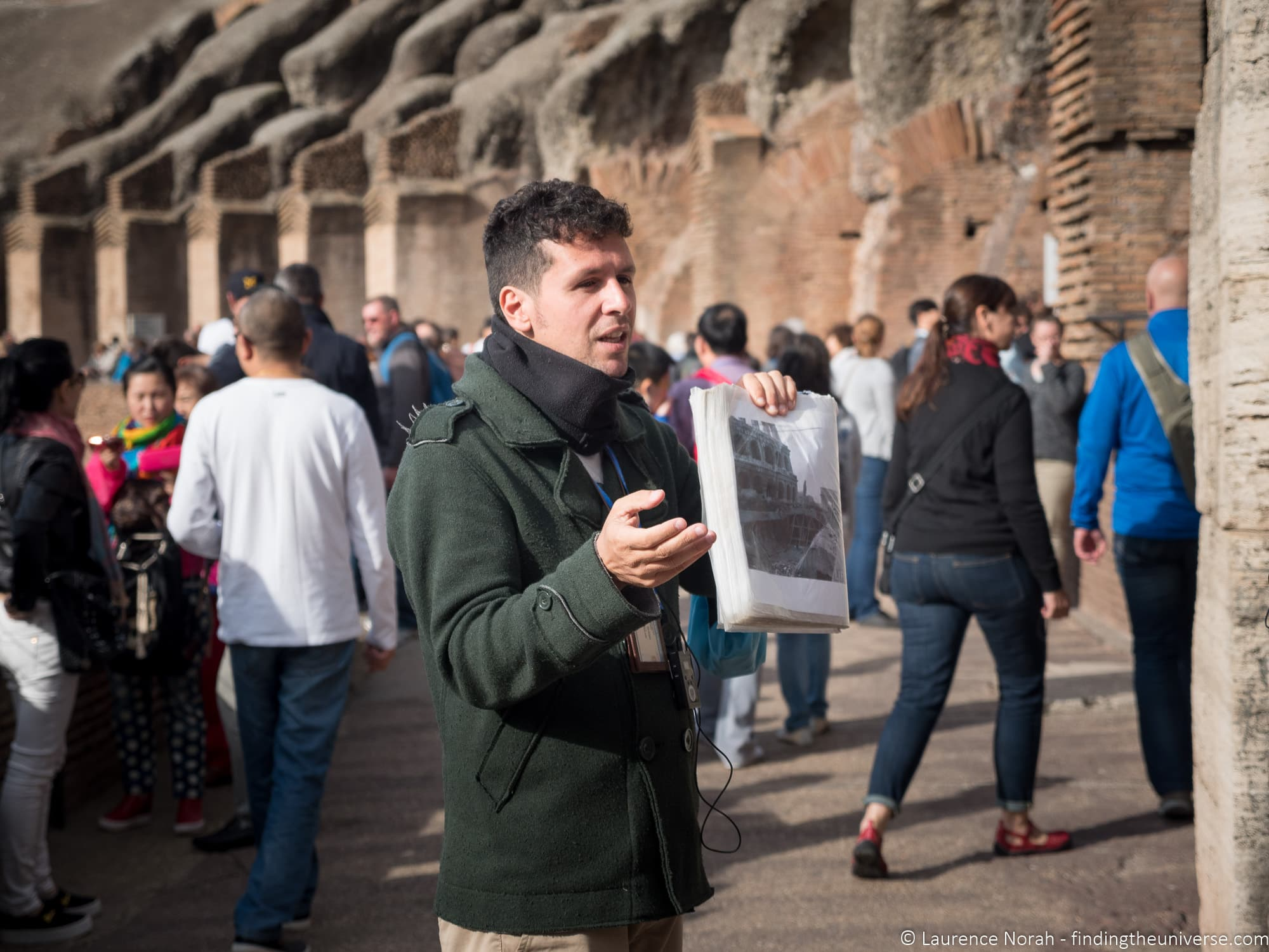 Guided Coliseum Tour Rome