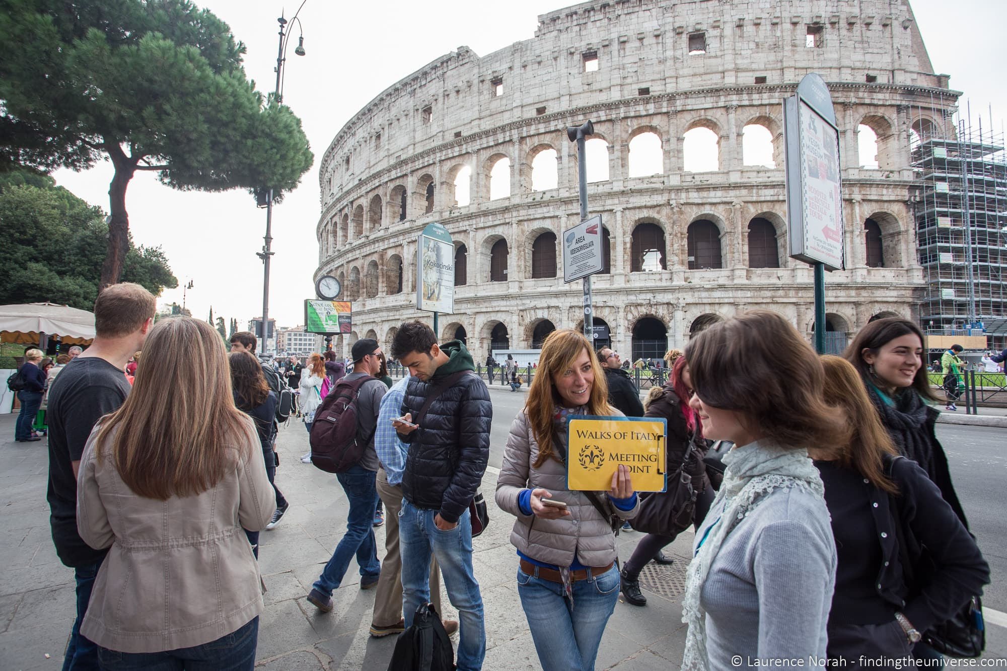 Take Walks guided Tour Colosseum