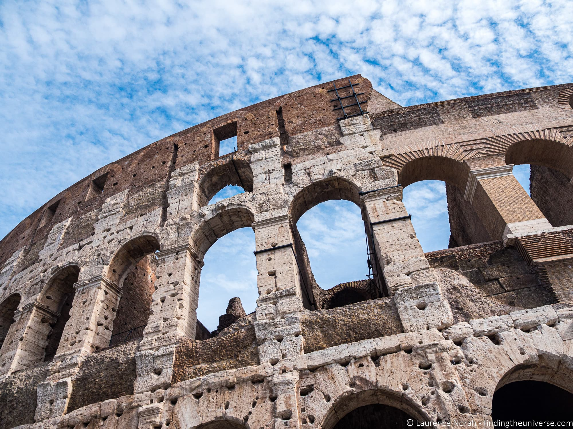 Visiting the Colosseum Rome