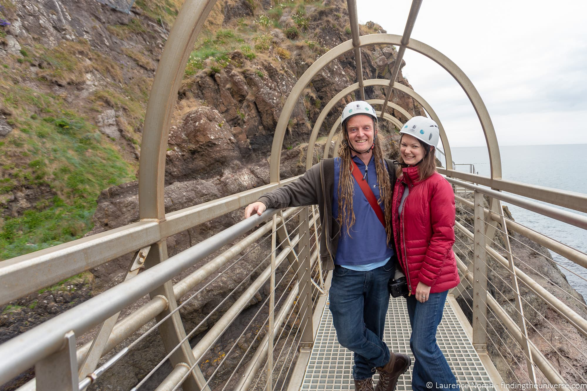 Laurence and Jess Gobbins Northern Ireland