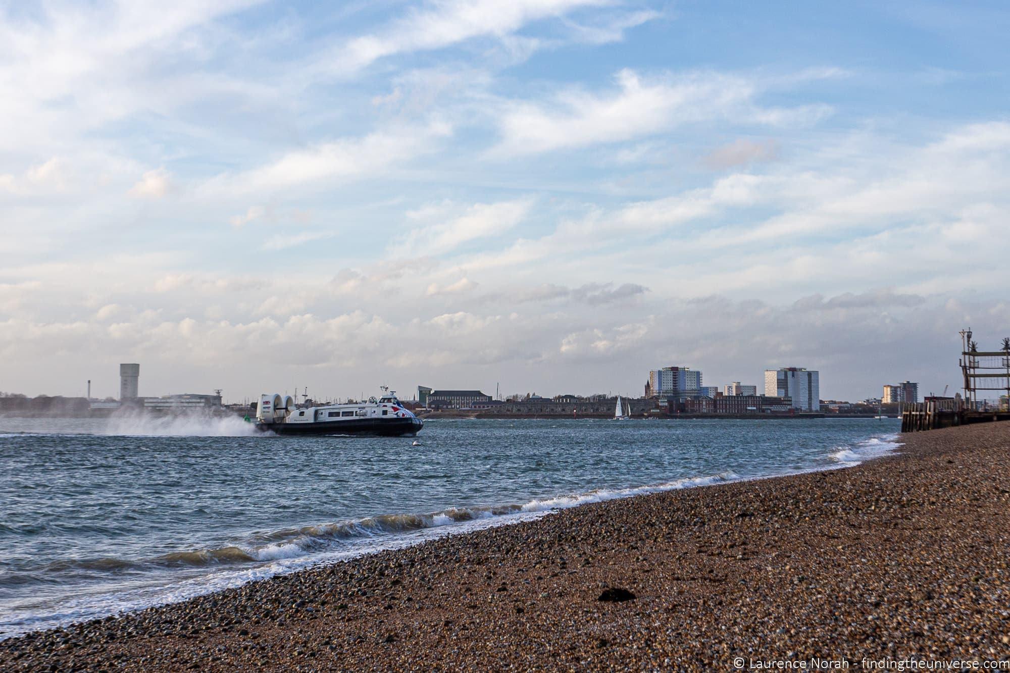 Portsmouth Hovercraft