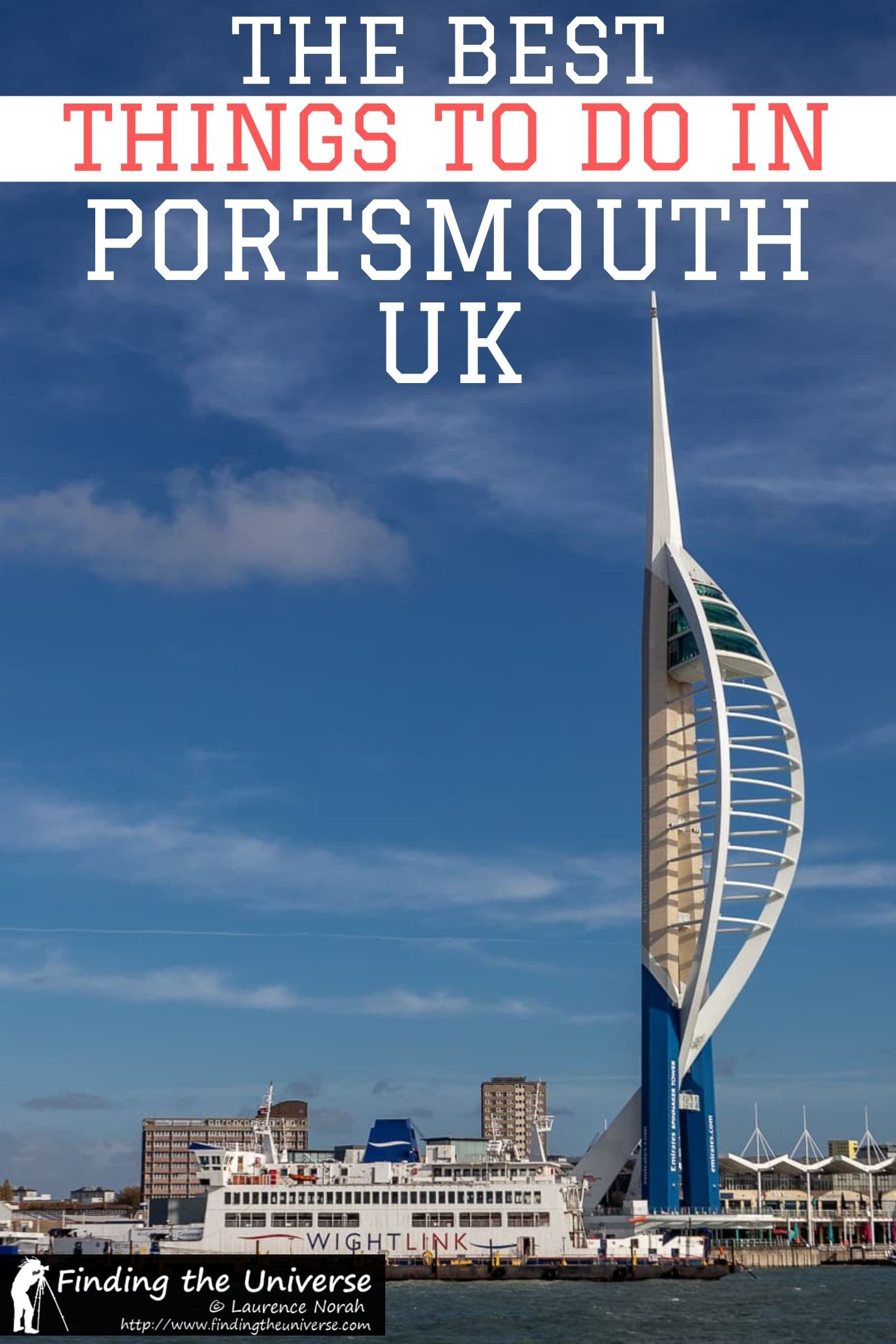 A detailed guide to things to do in Portsmouth, including the historic dockyard, D-Day, fortifications and more!