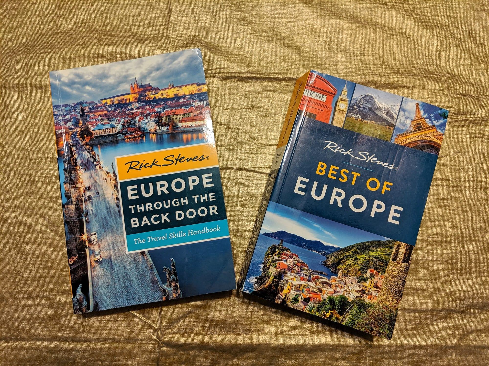 Rick Steves Guidebook