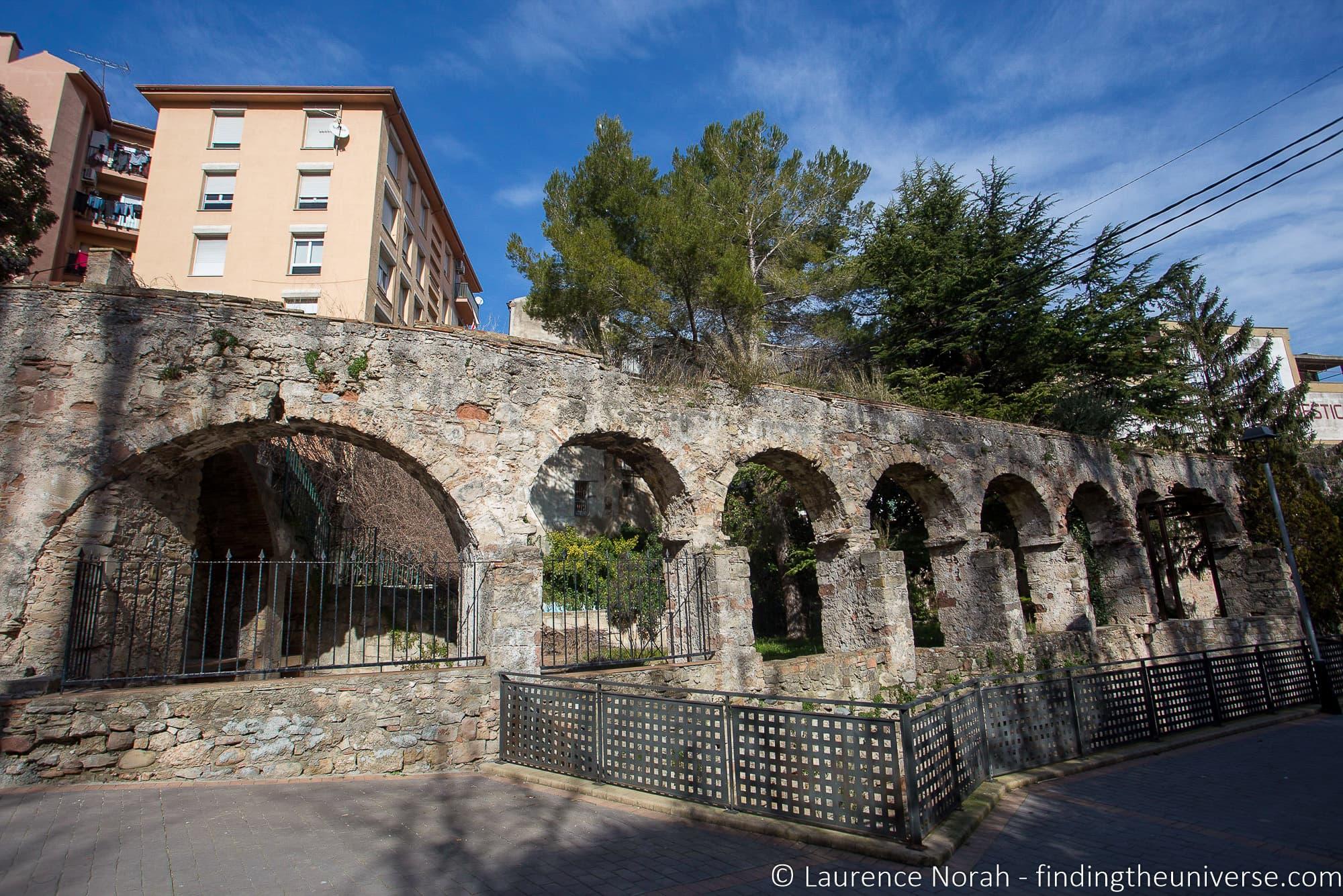 Acqueduct Monistrol de Montserrat