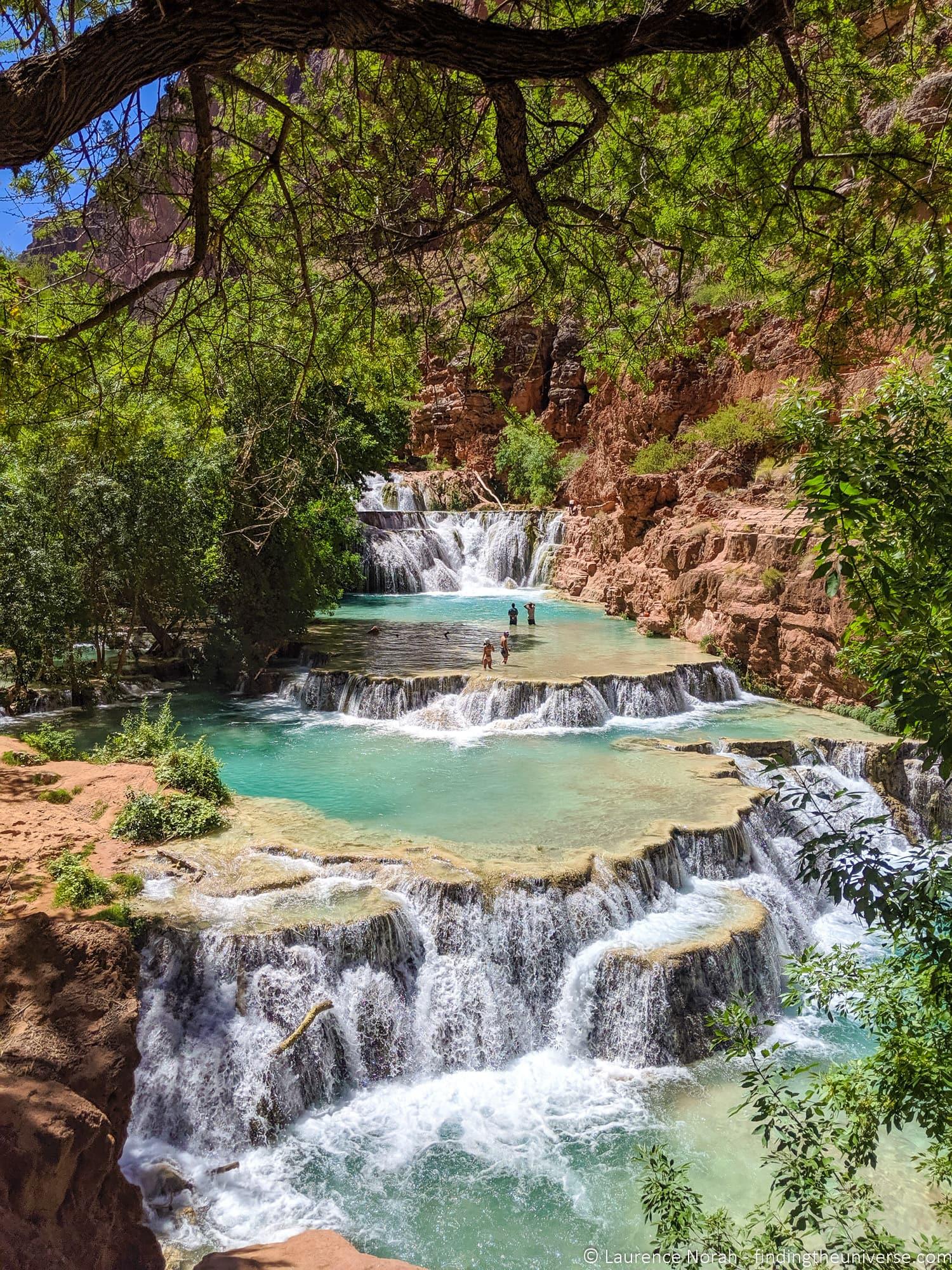 Beaver Falls Havasupai
