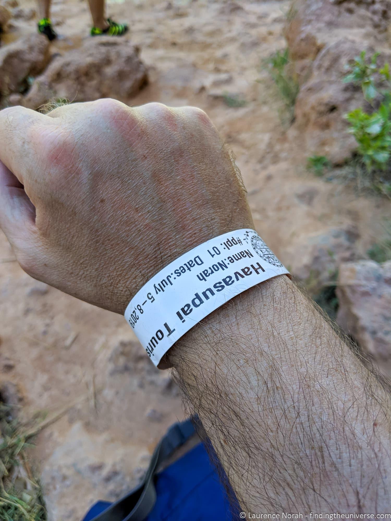 Havasu wristband