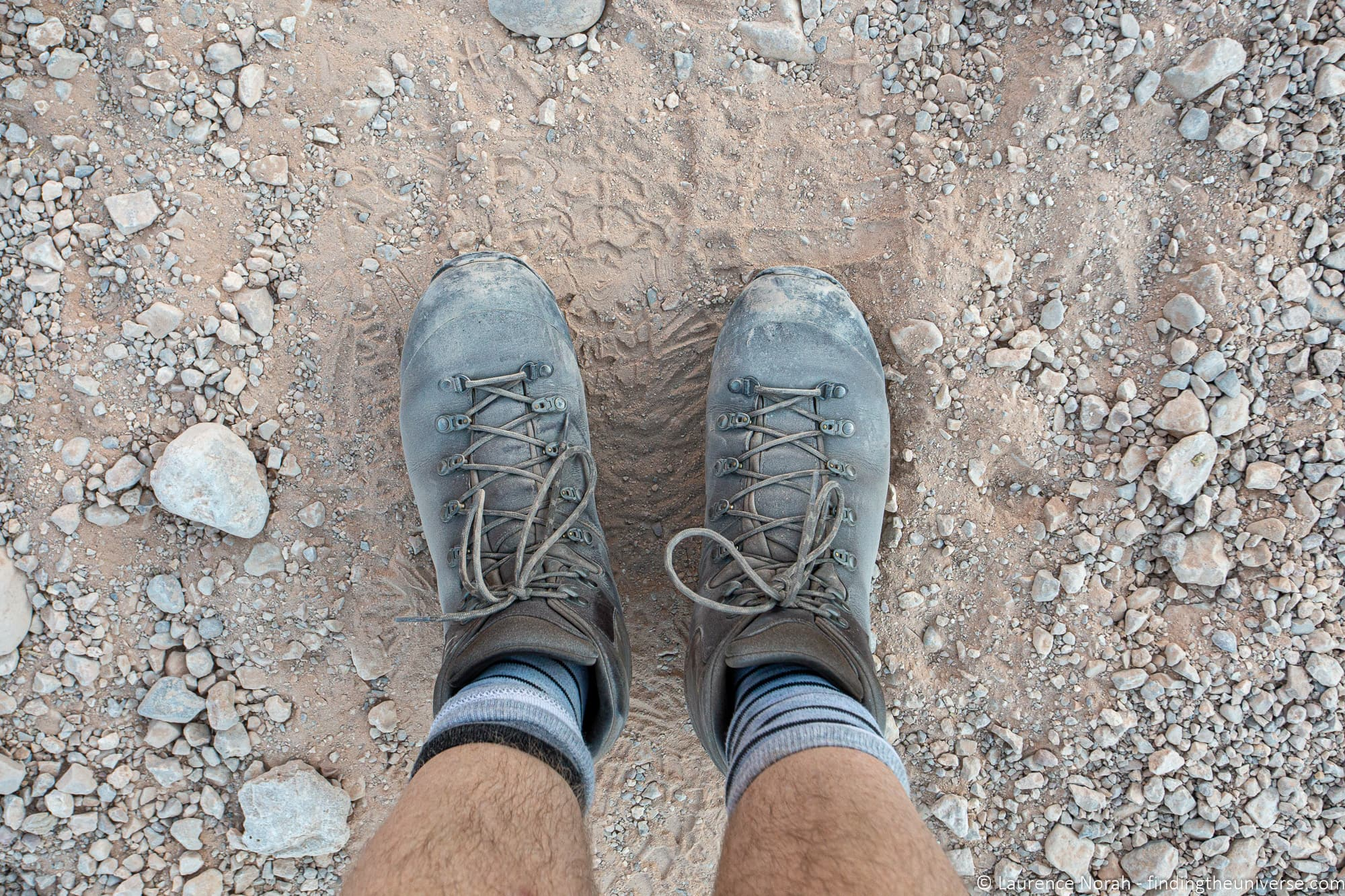 Hiking boots Havasupai