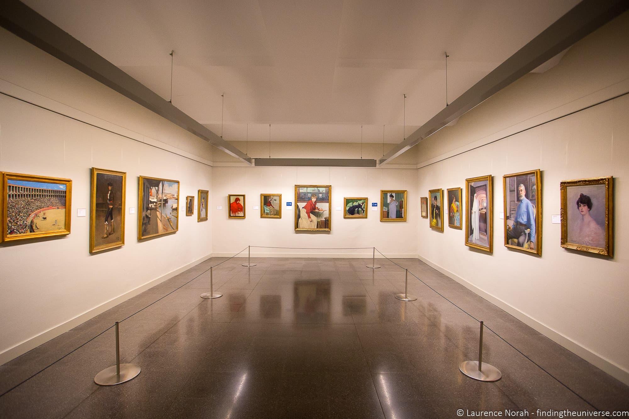 Museum of Montserrat Spain