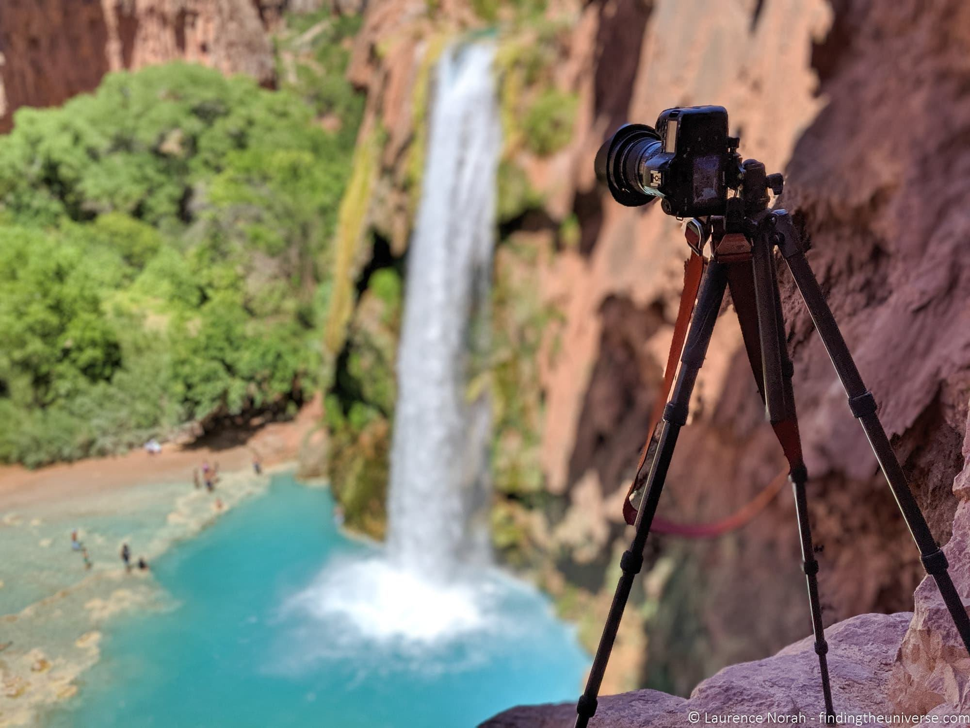 Photography Havasu Falls