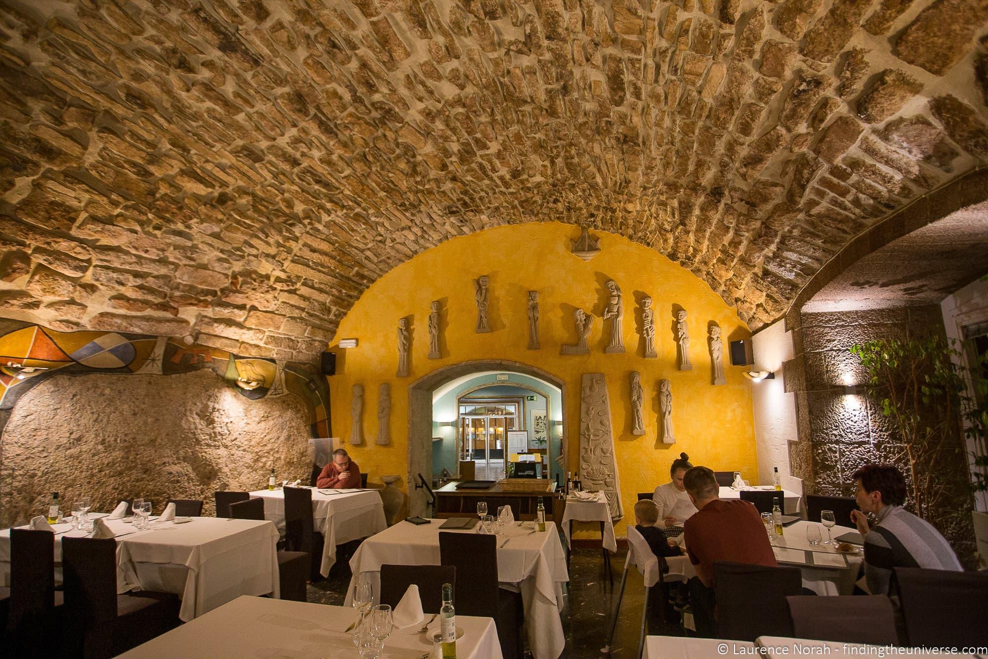 Restaurant Hotel Abat Cisneros