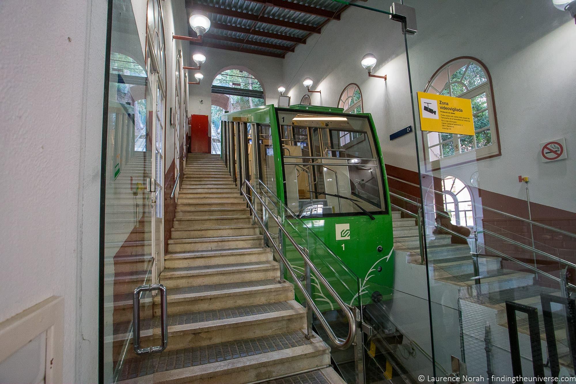 Sant Joan Funicular
