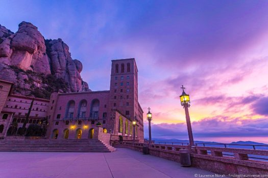 Visiting Montserrat Spain Guide