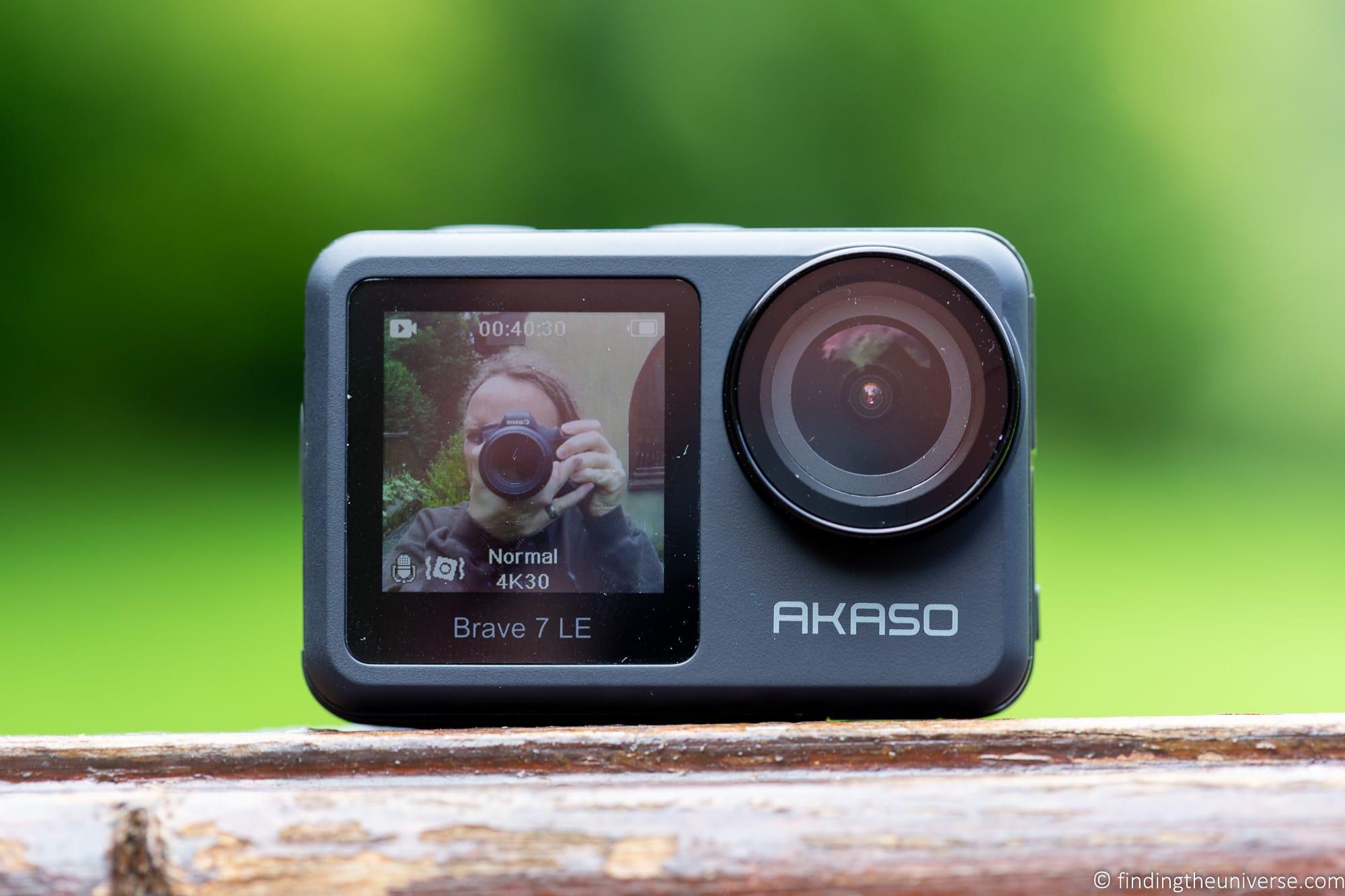 Akaso Brave 7 LE Action camera