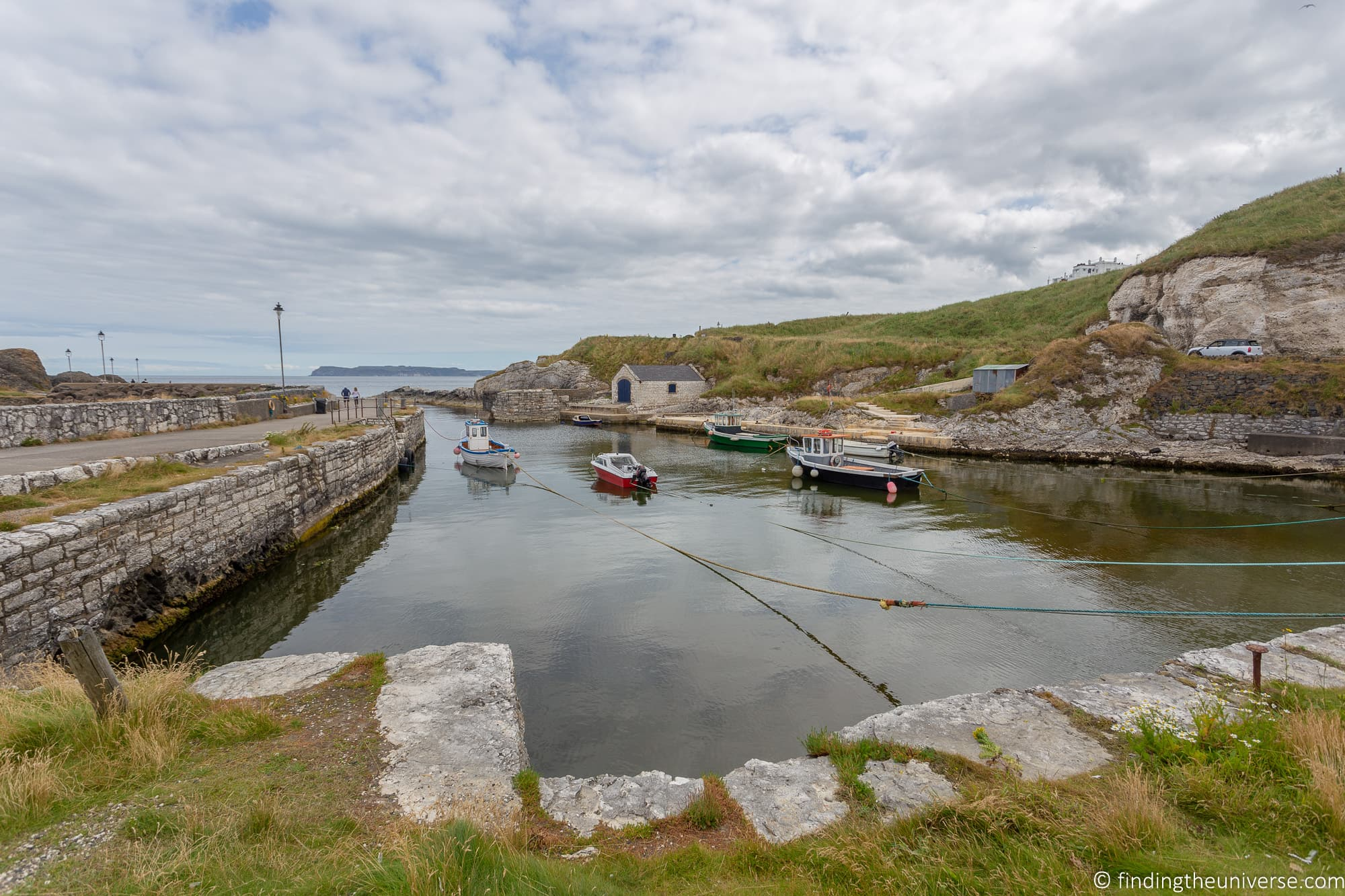 Ballintoy Harbour Iron Islands Game of Throne
