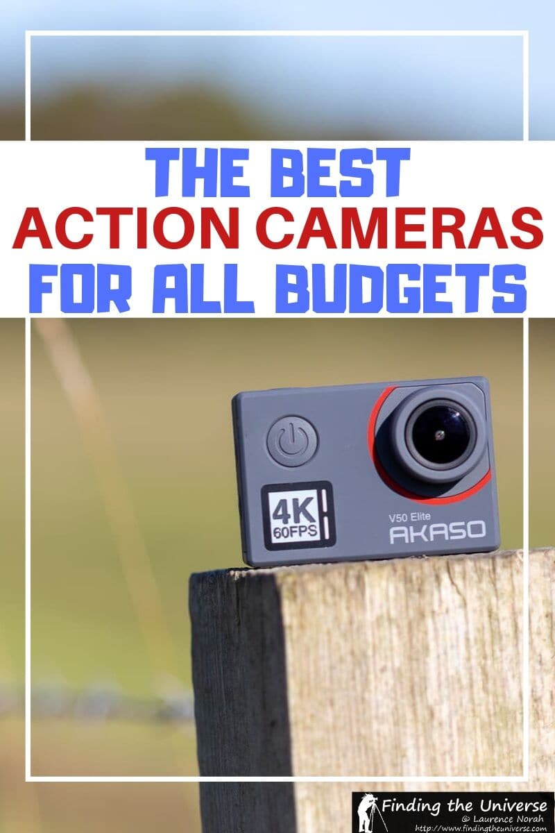 A detailed guide to the best action cameras on the market today, including what to look for in an action camera, a selection of the best action camera models, and action camera accessories
