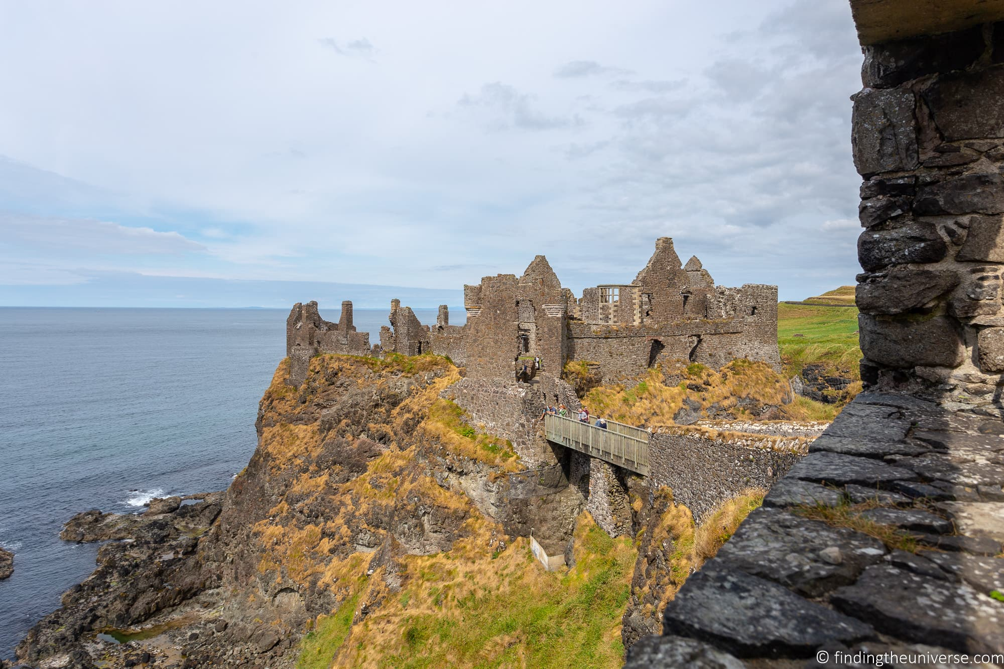 Dunluce Castle Pyke Game of Thrones