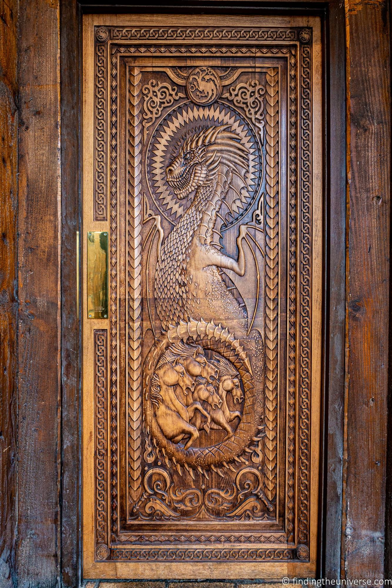 Game of Thrones Door Northern Ireland
