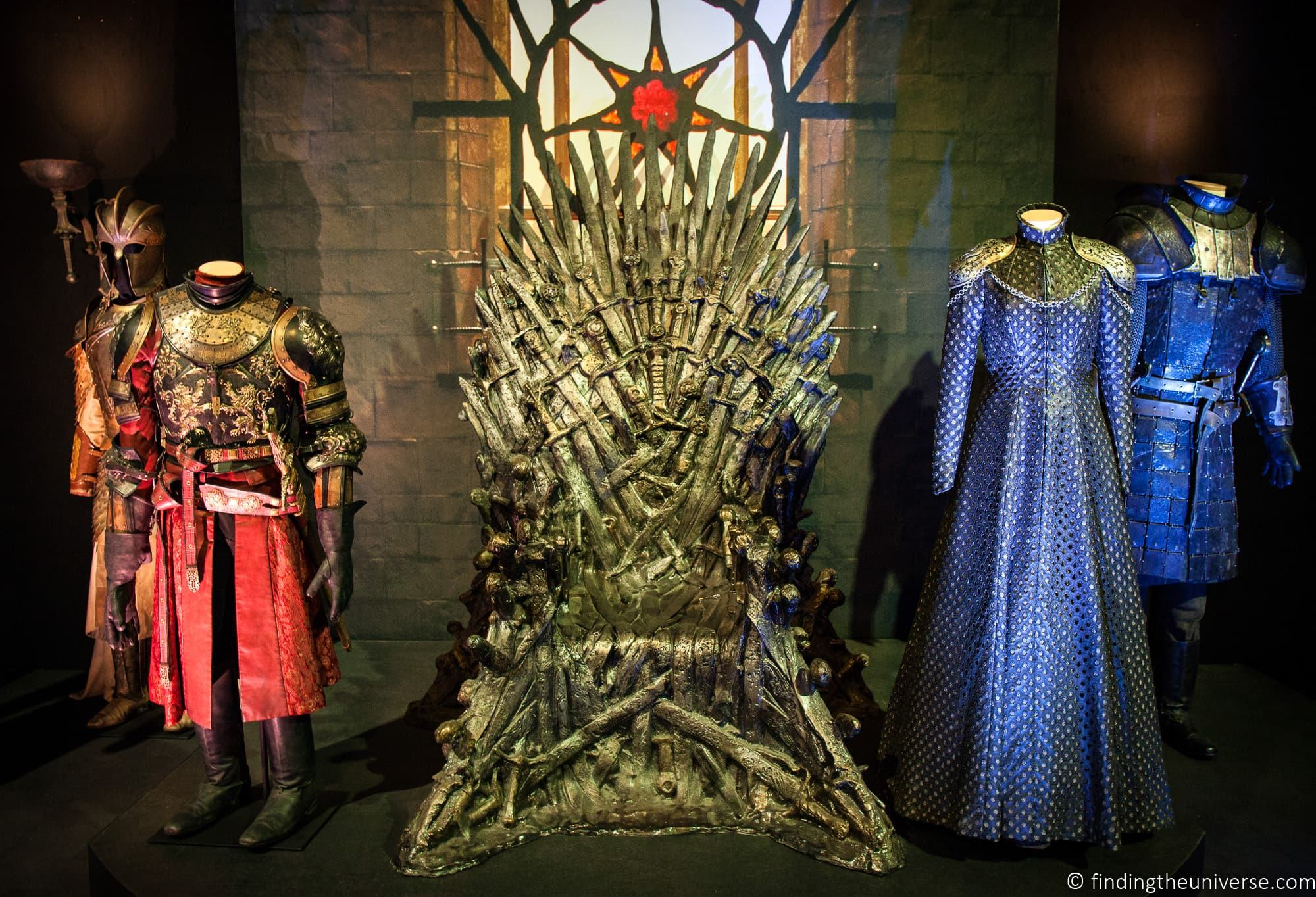 Game of Thrones Touring exhibition