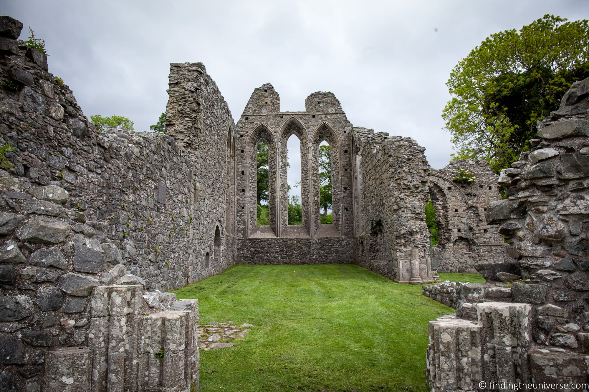 Inch Abbey - Stark Camp, Riverlands