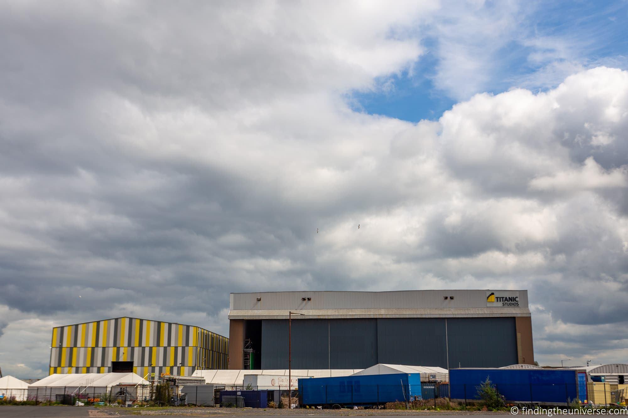 Titanic Studios Belfast