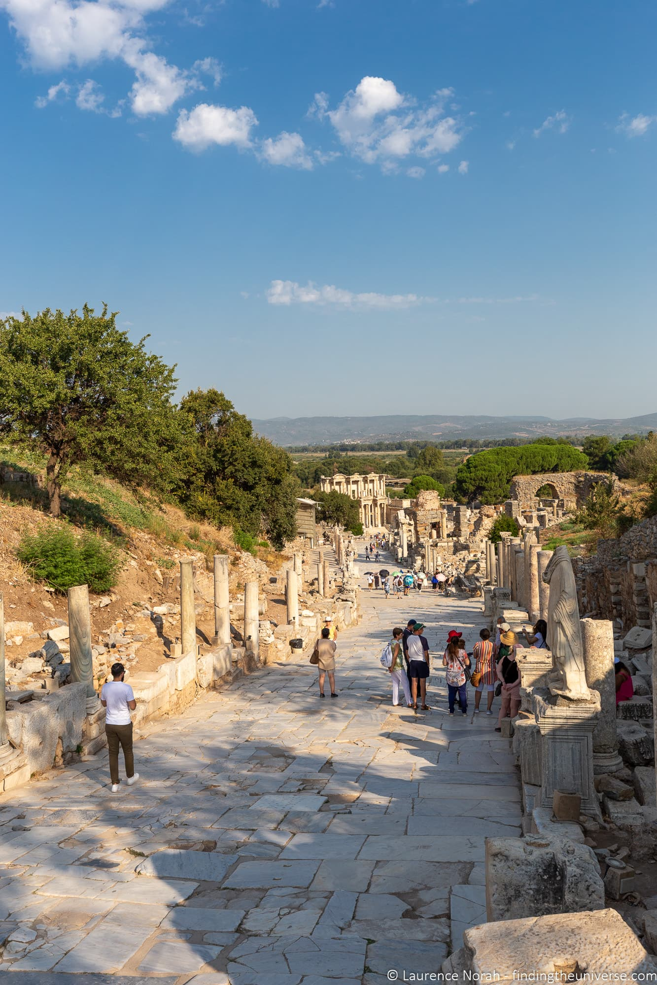 Travel Talk Tours Turkey Ephesus