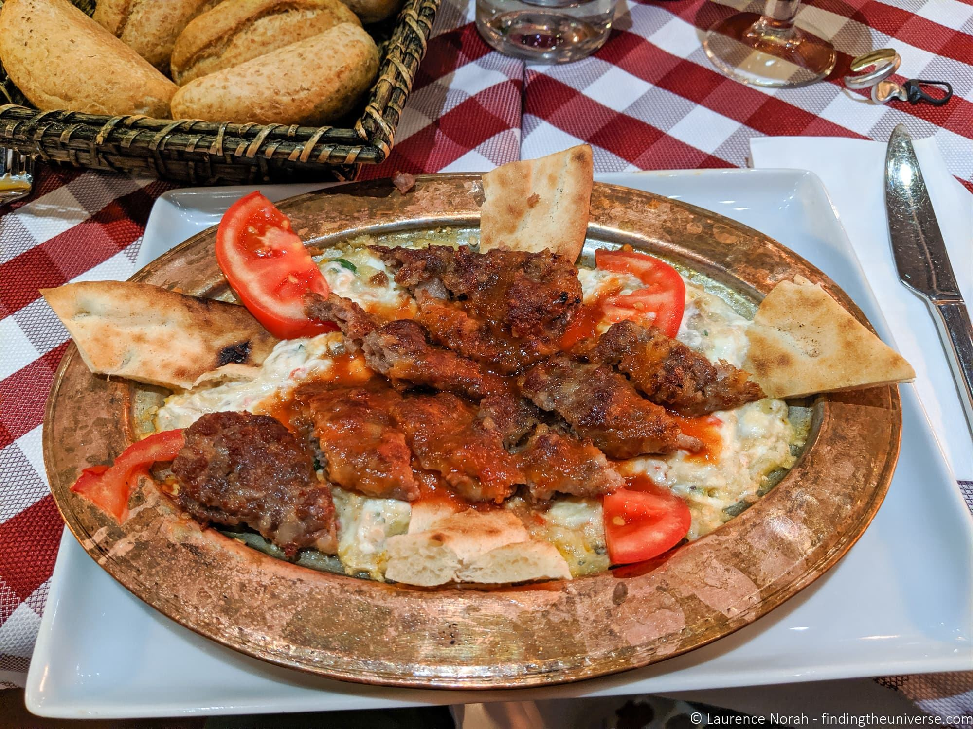 Travel Talk Tours Turkey Food