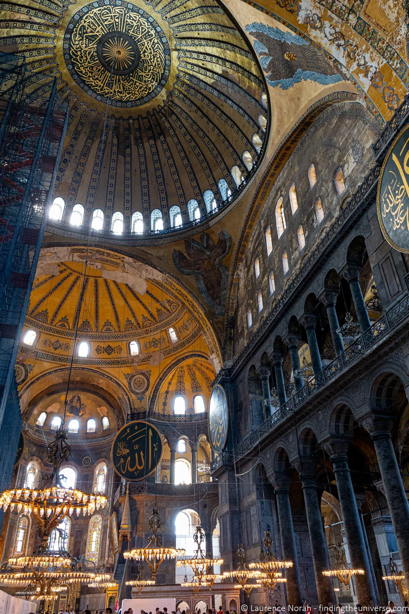 Travel Talk Tours Turkey Hagia Sophia