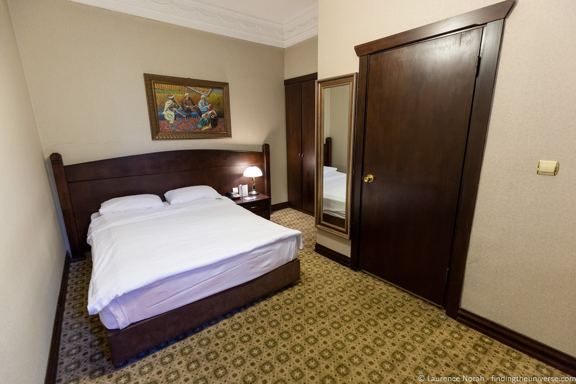 Travel Talk Tours Turkey Hotel Room