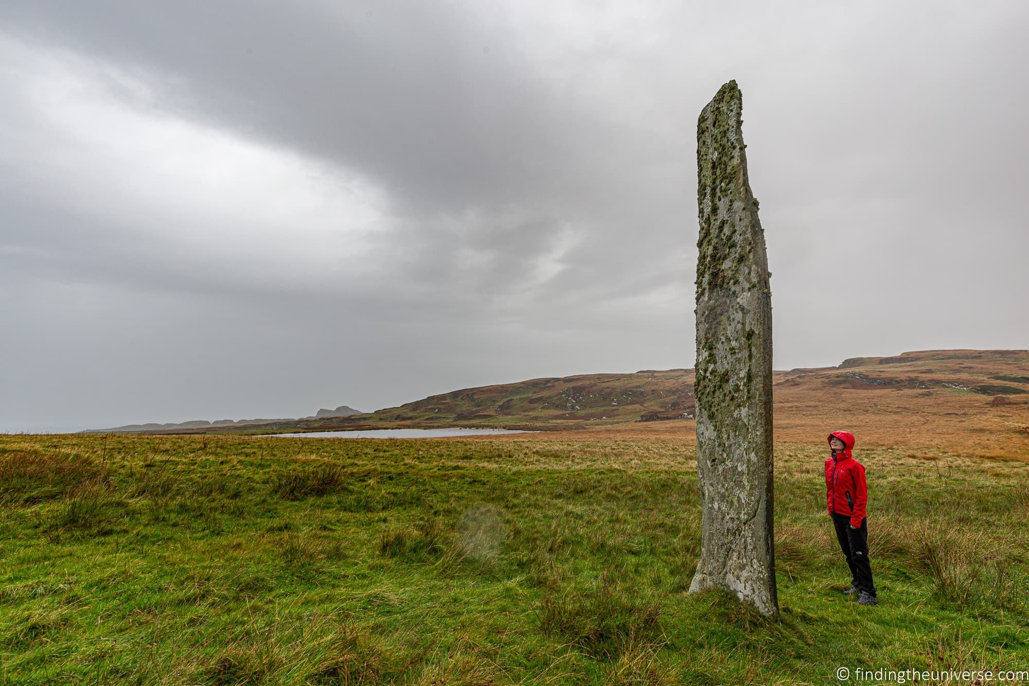 Ballinaby standing stones Islay