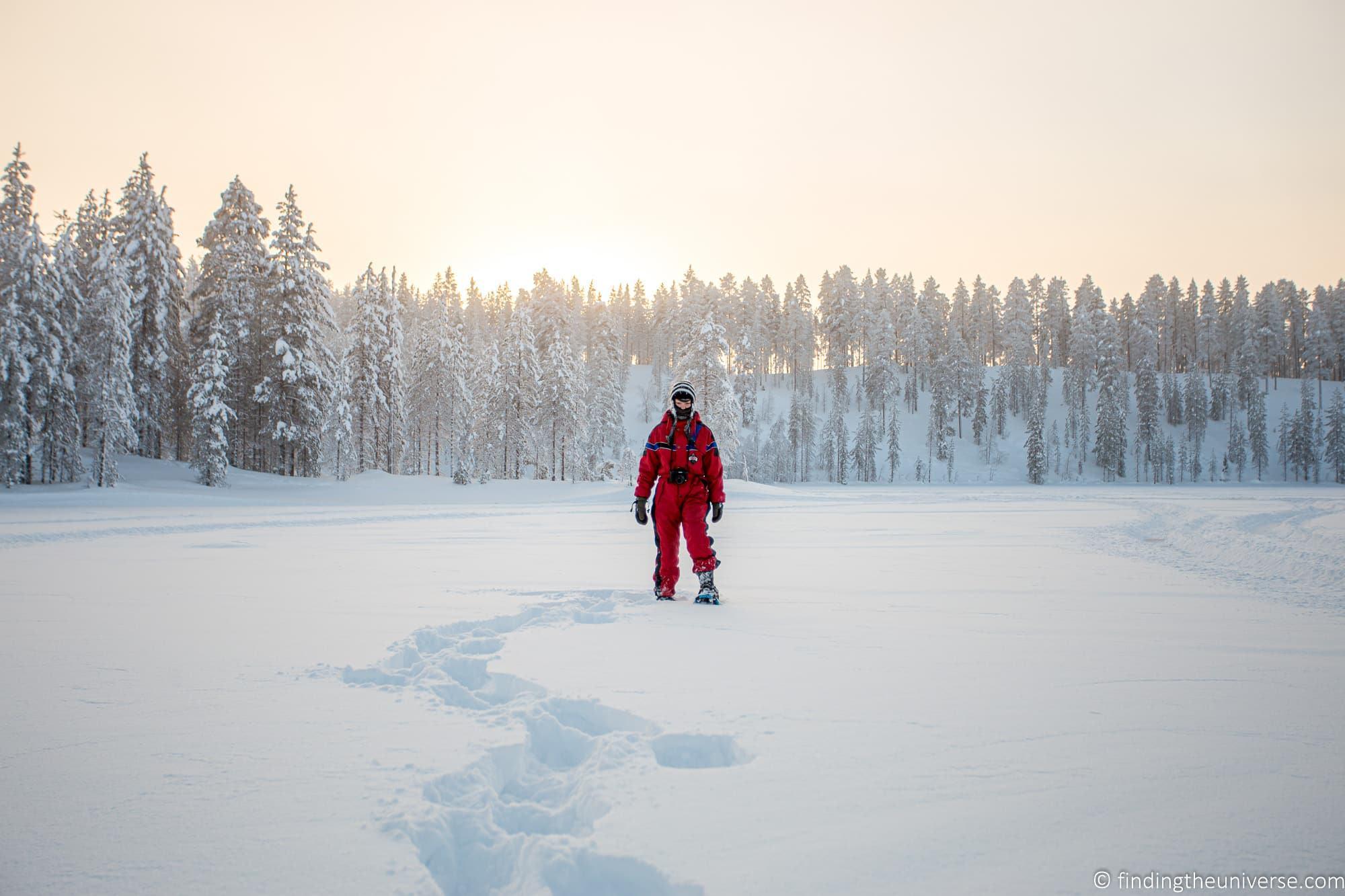 Jess winter clothing Finland