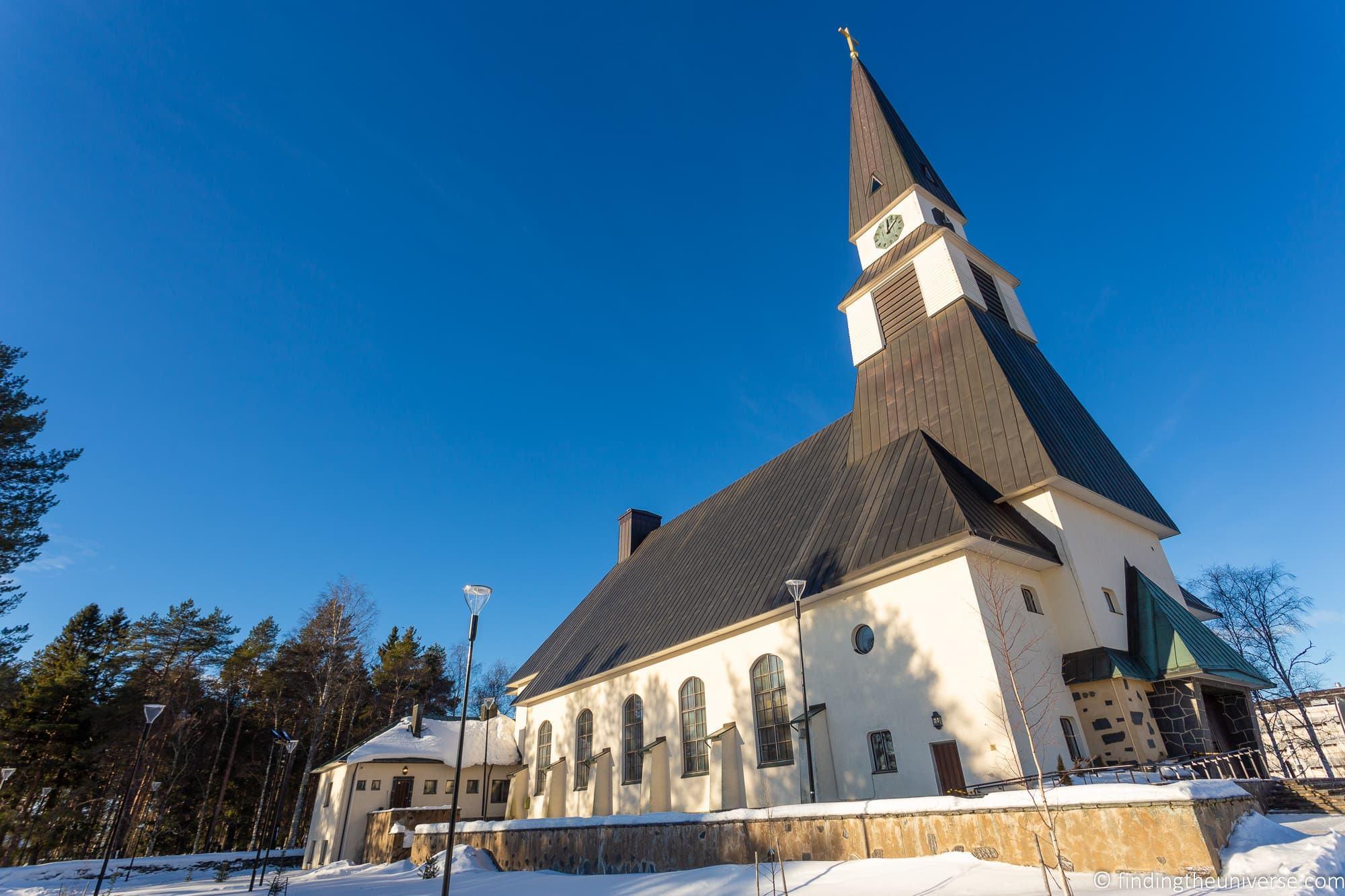 Rovaniemi Church