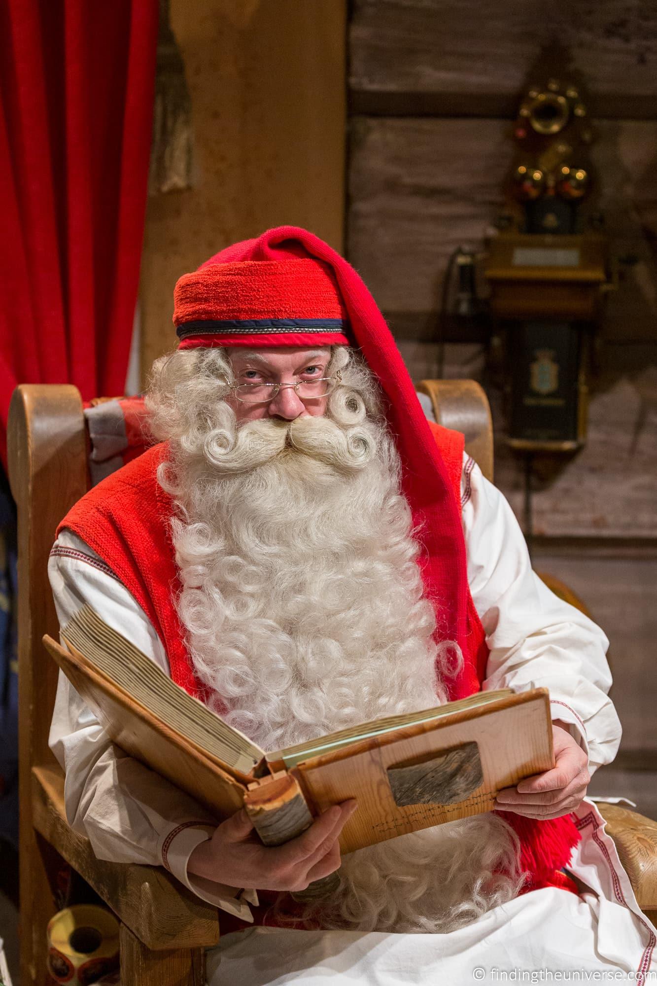 Santa Claus Rovaniemi