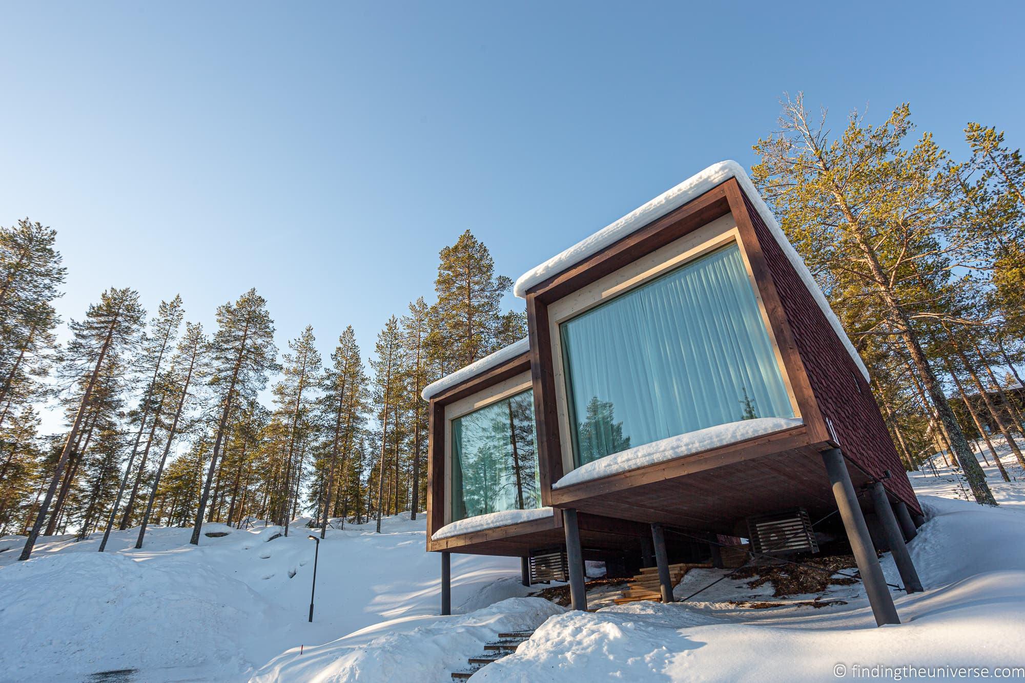 Treehouse hotel Rovaniemi